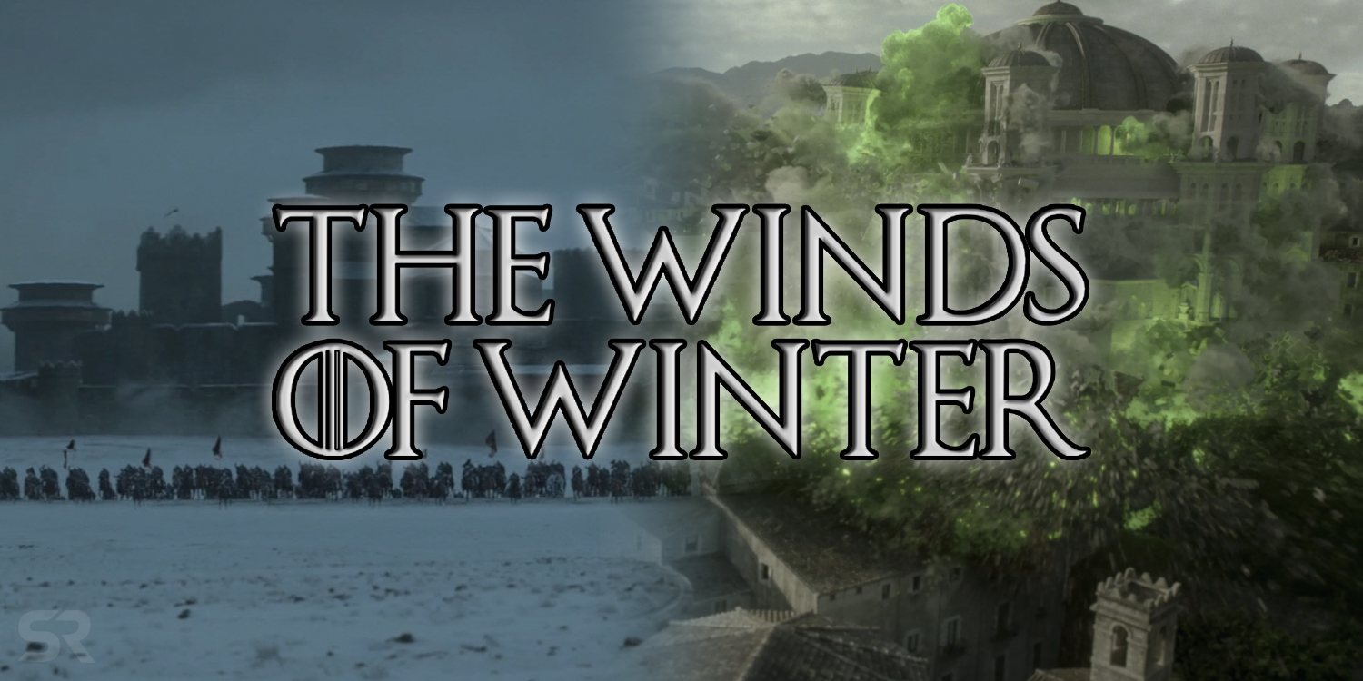 The Winds of Winter release date GOT books
