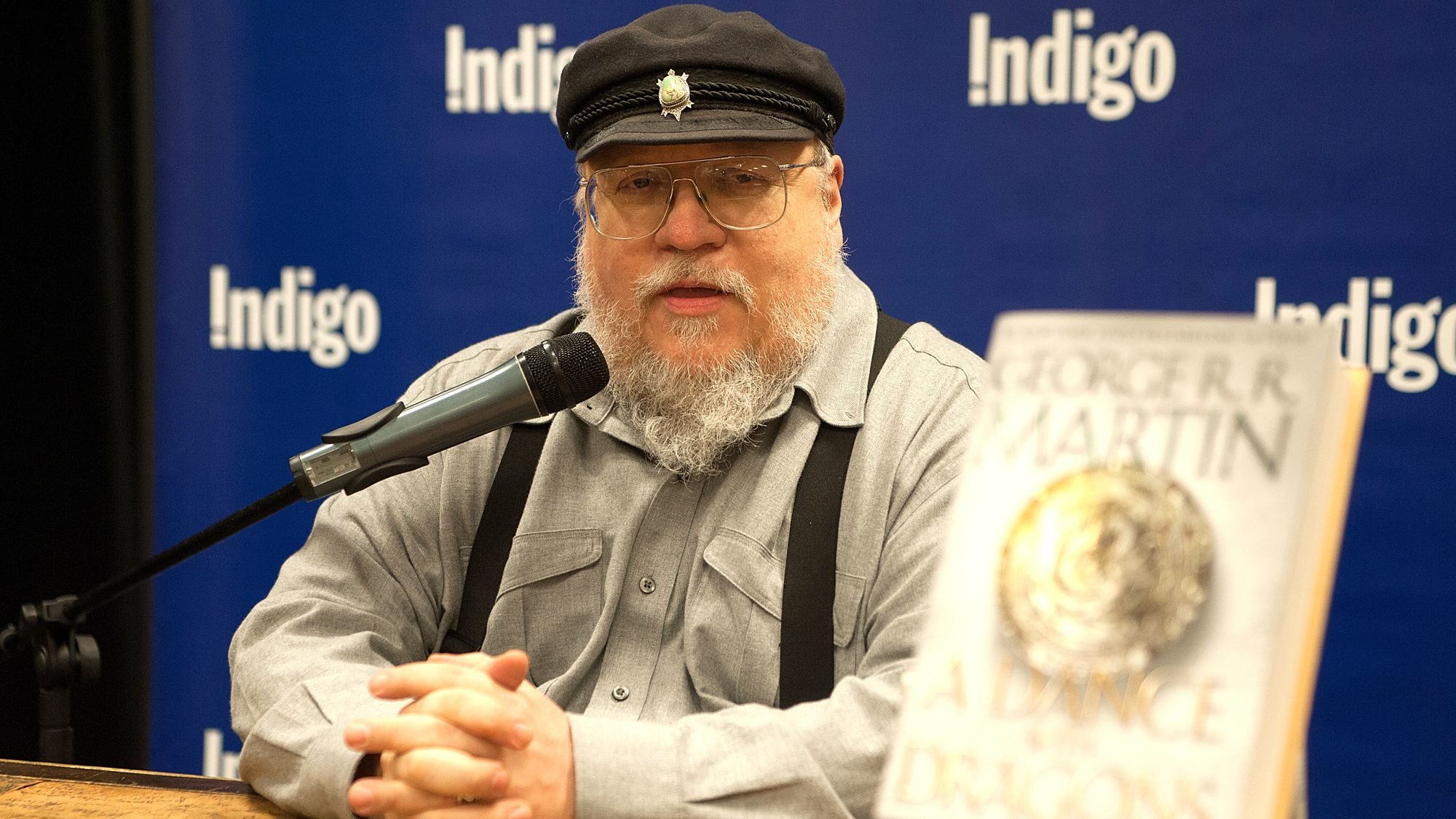 The Winds of Winter release date update George R.R.Martin