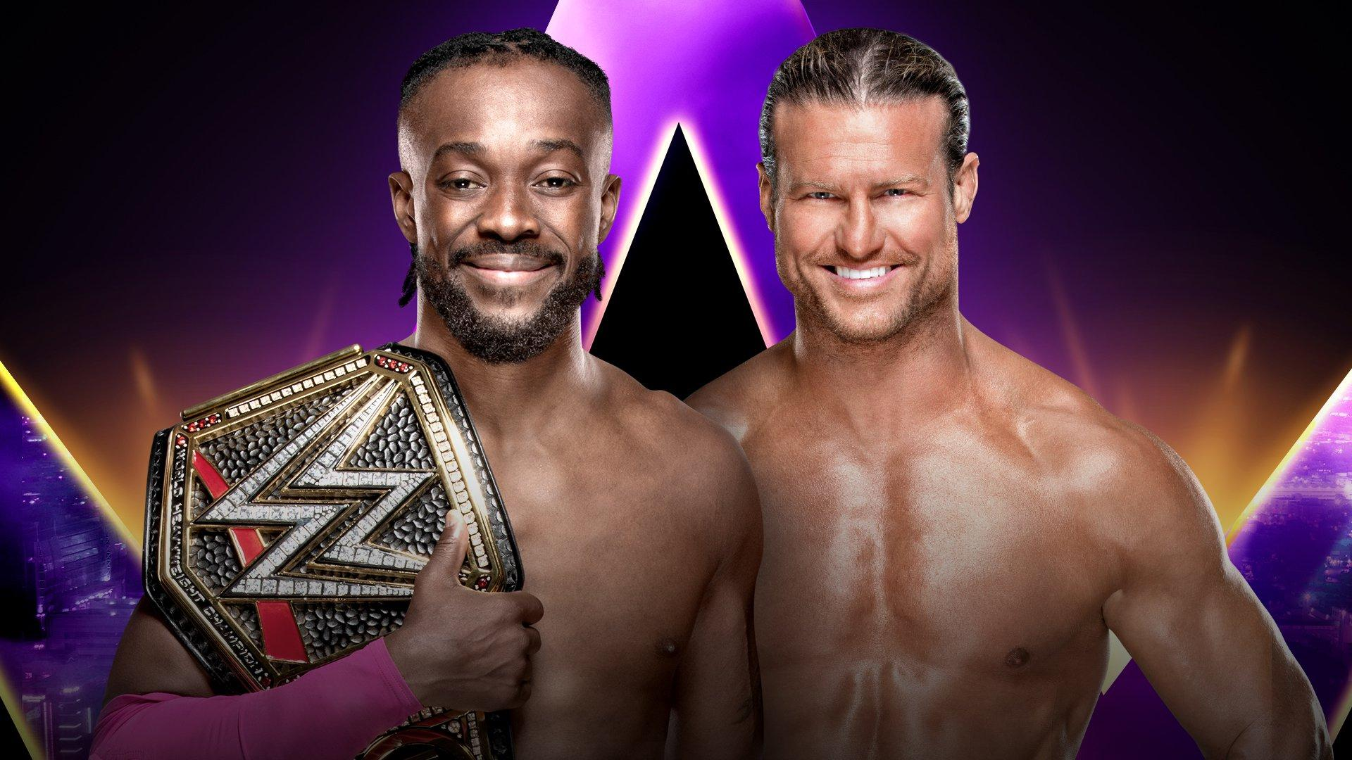WWE Super ShowDown Kofi Kingston vs Dolph Ziggler