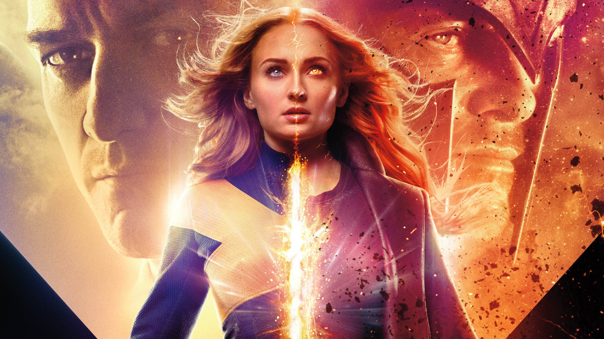X-Men dark phoenix trailer release date cast