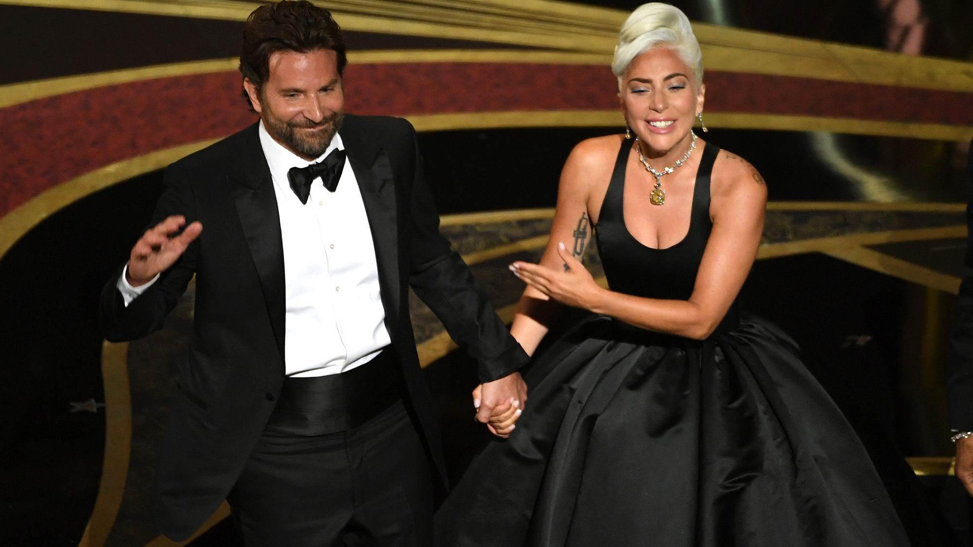 Bradley Cooper Lady Gaga couple dating rumours
