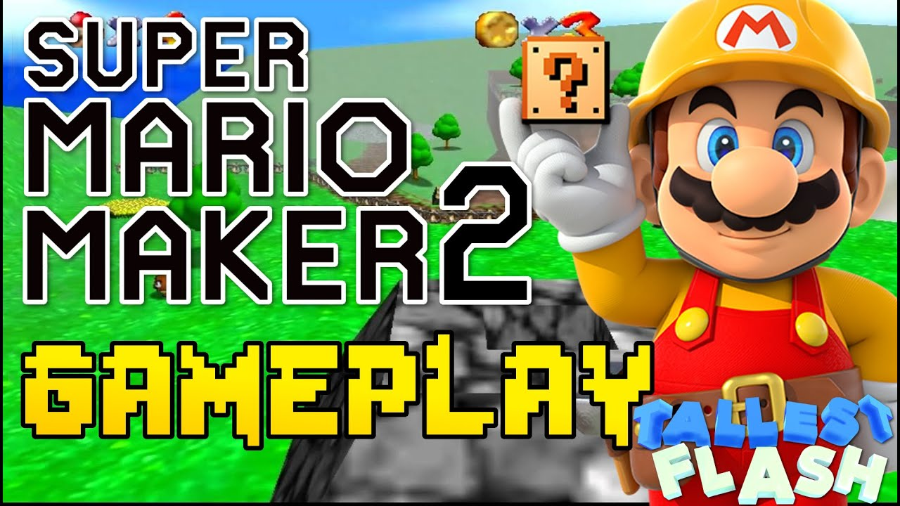 Super Mario Maker 2 gameplay, pre-orders and custom levels
