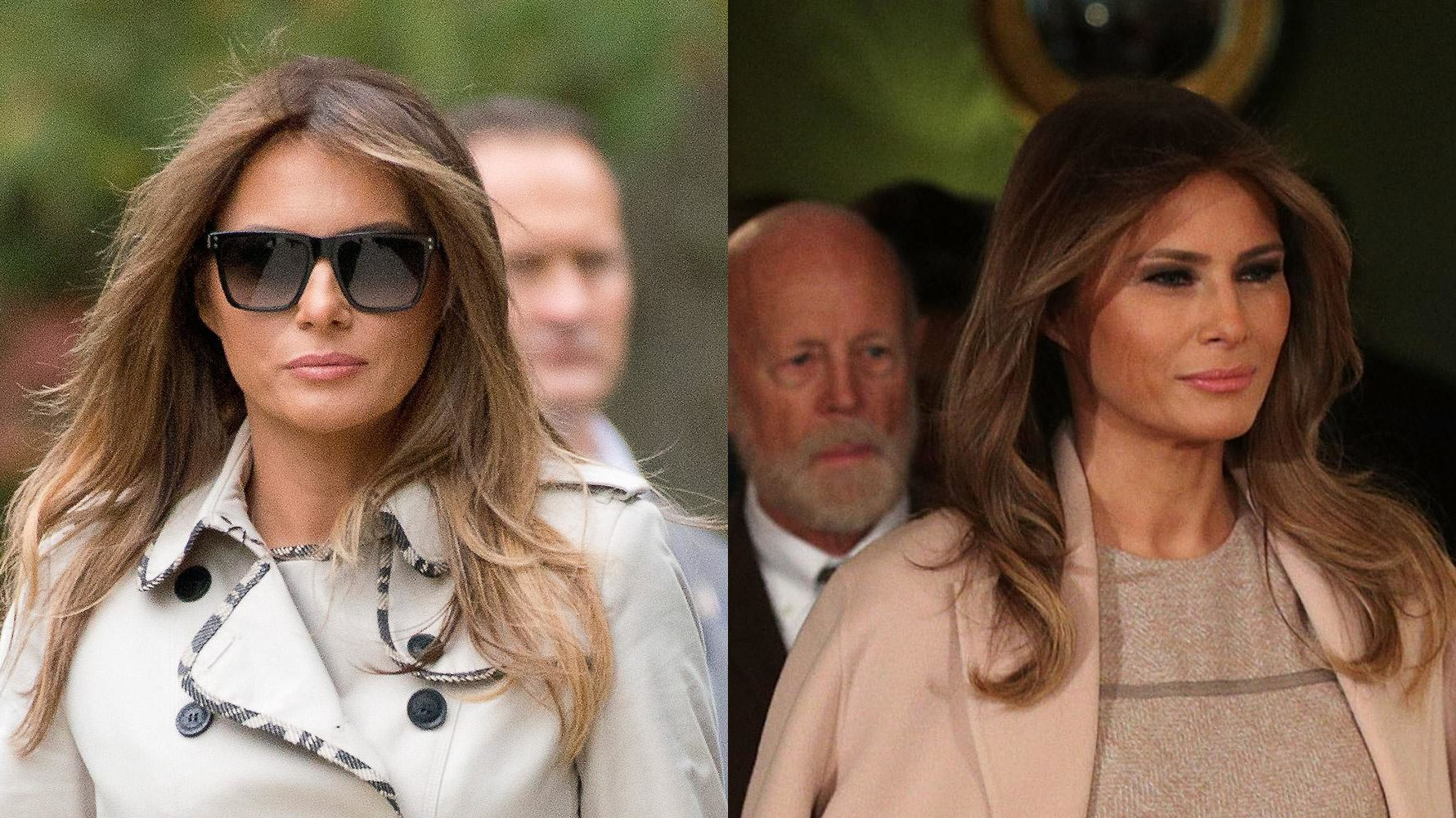 """Is Melania Trump using a """"body double""""? Speculators go wild after the release of new video"""