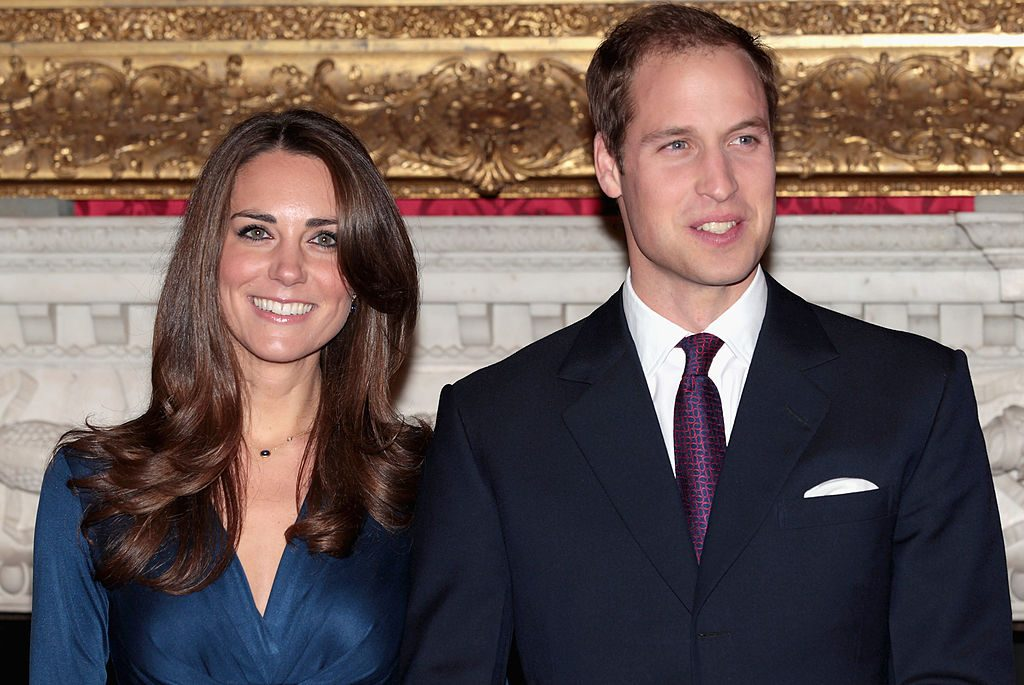 Kate Middleton pregnant expecting