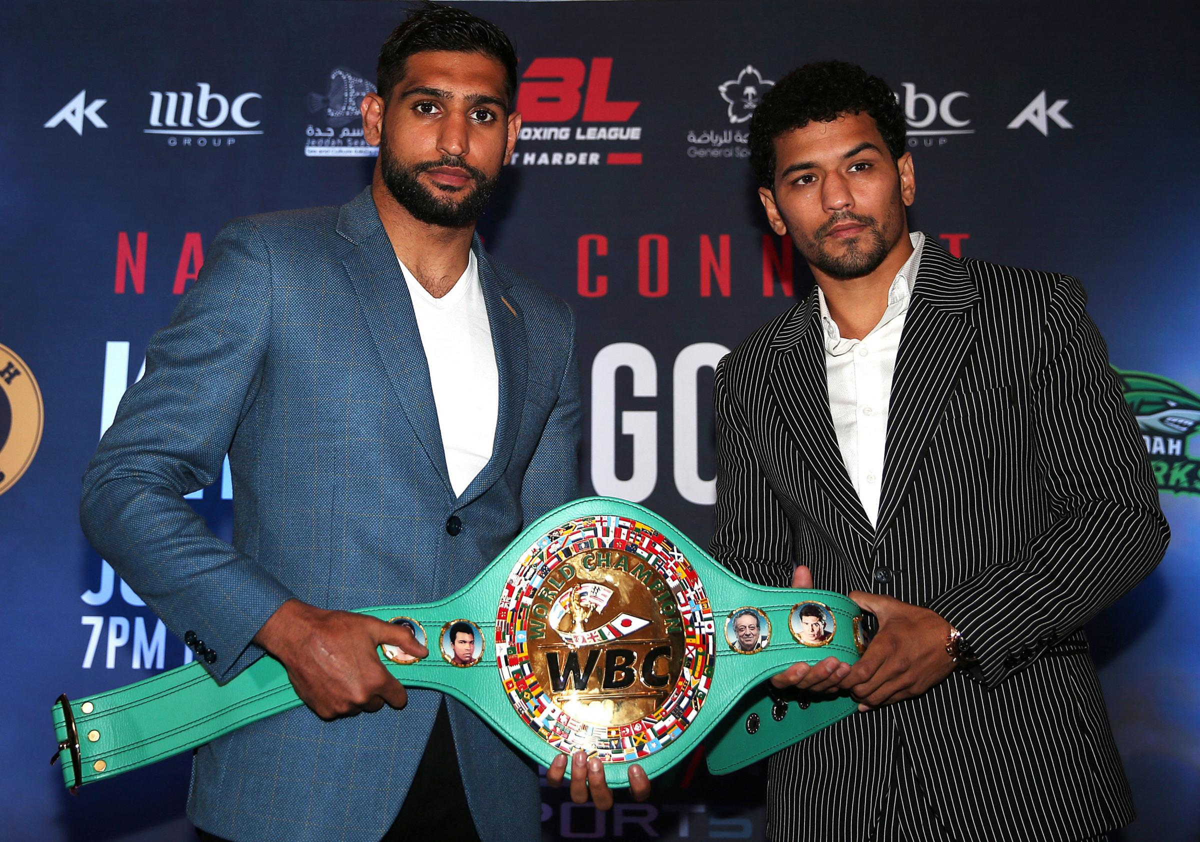 Amir Khan vs Neeraj Goyat India vs Pakistan