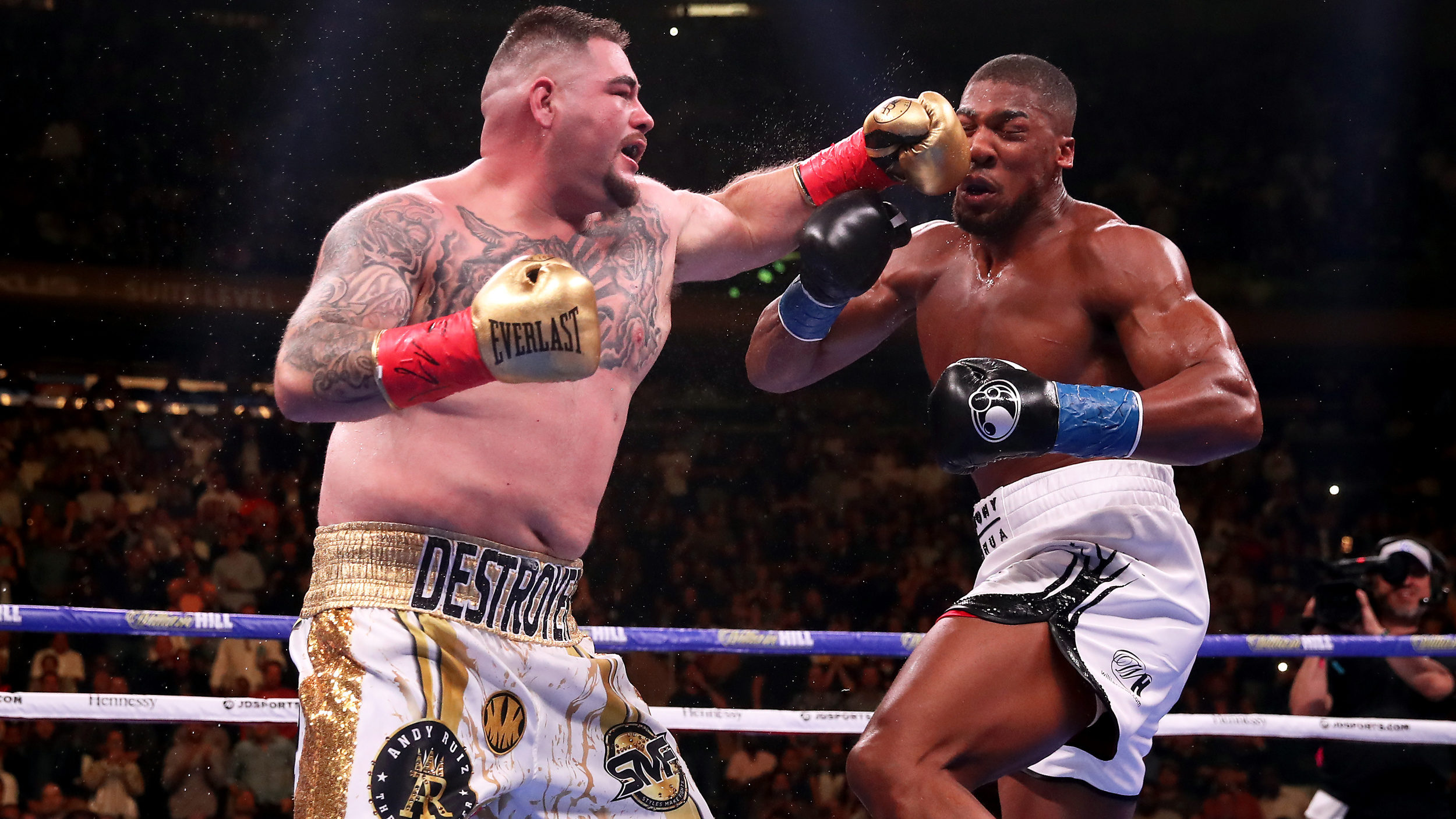 Anthony Joshua vs Andy Ruiz Jr Rematch Date