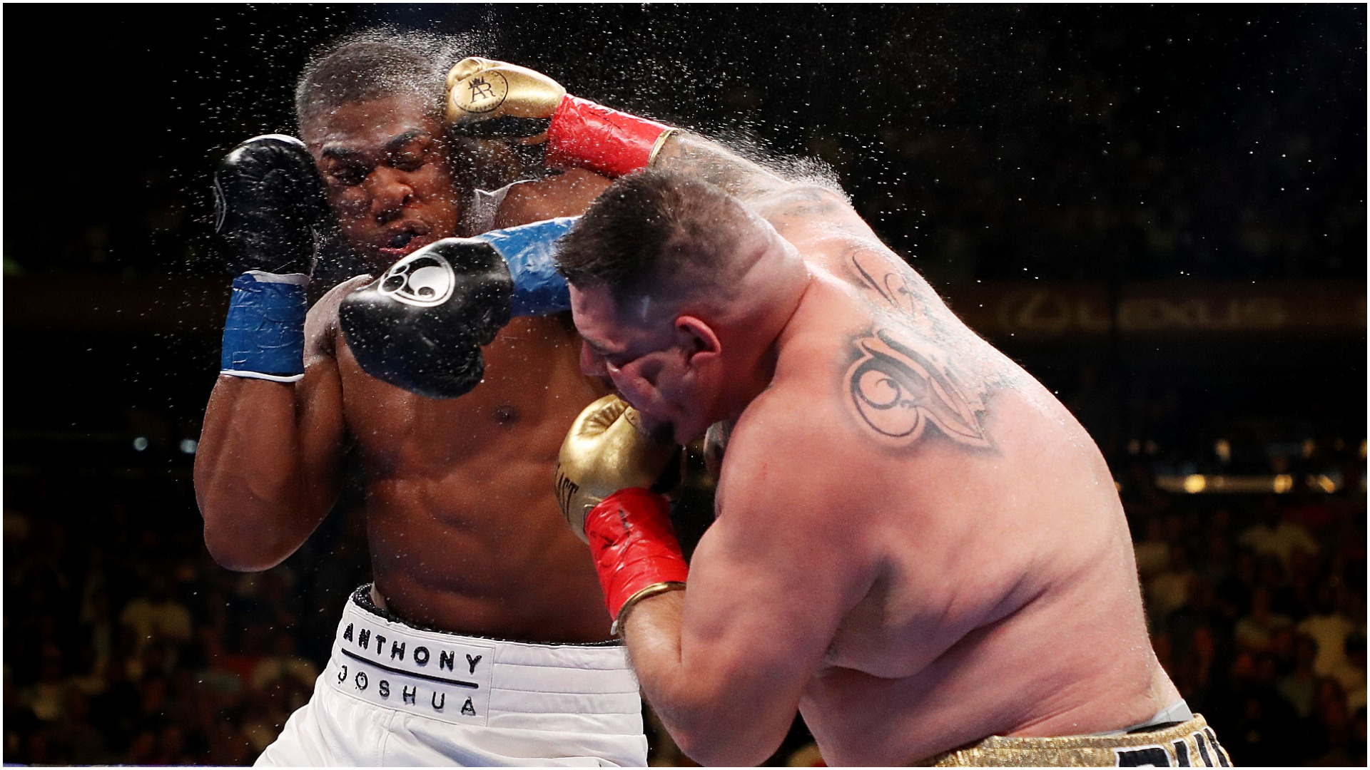 Anthony Joshua vs Andy Ruiz Jr Rematch