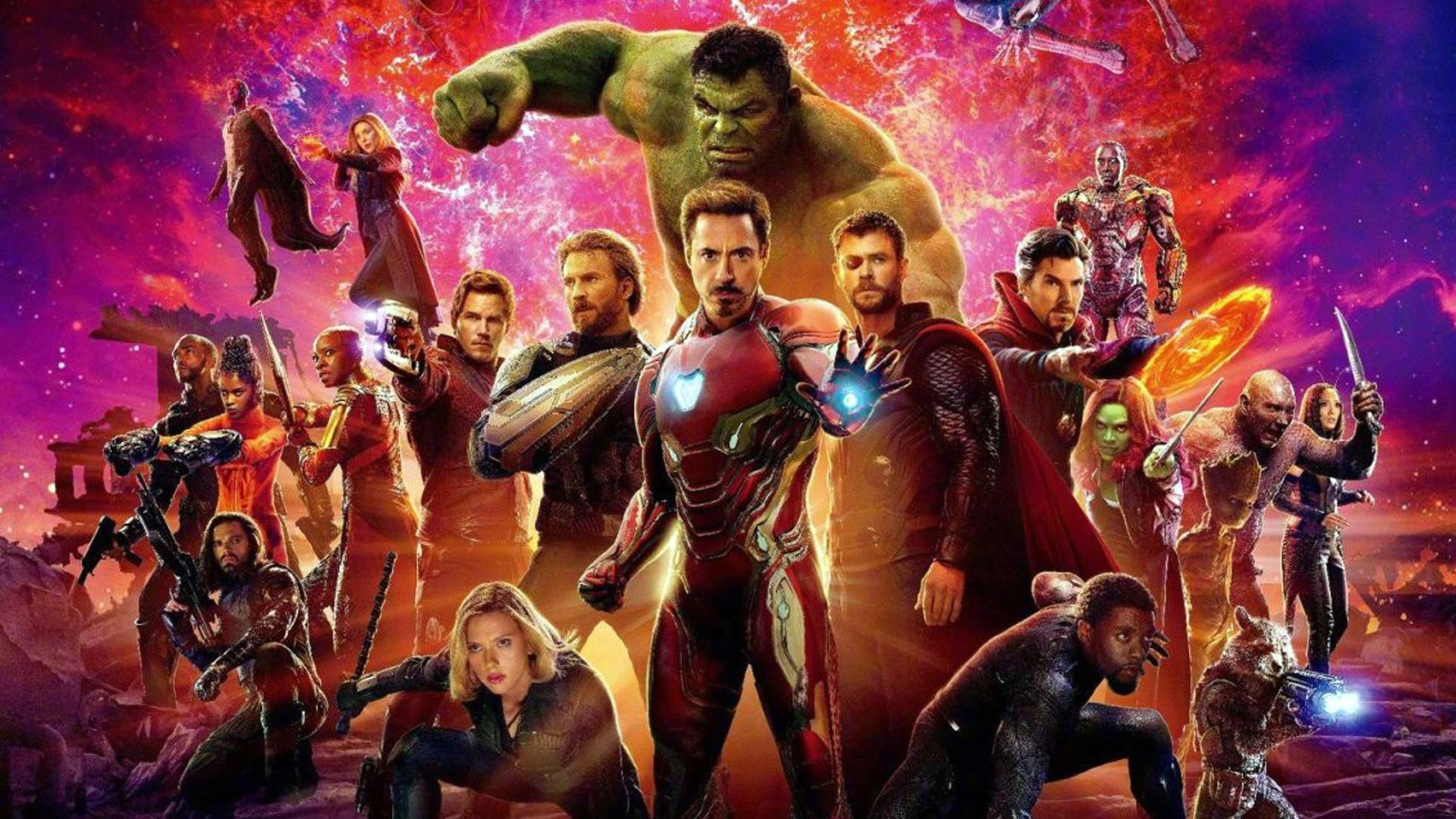 Avengers Endgame new release date footage end credits