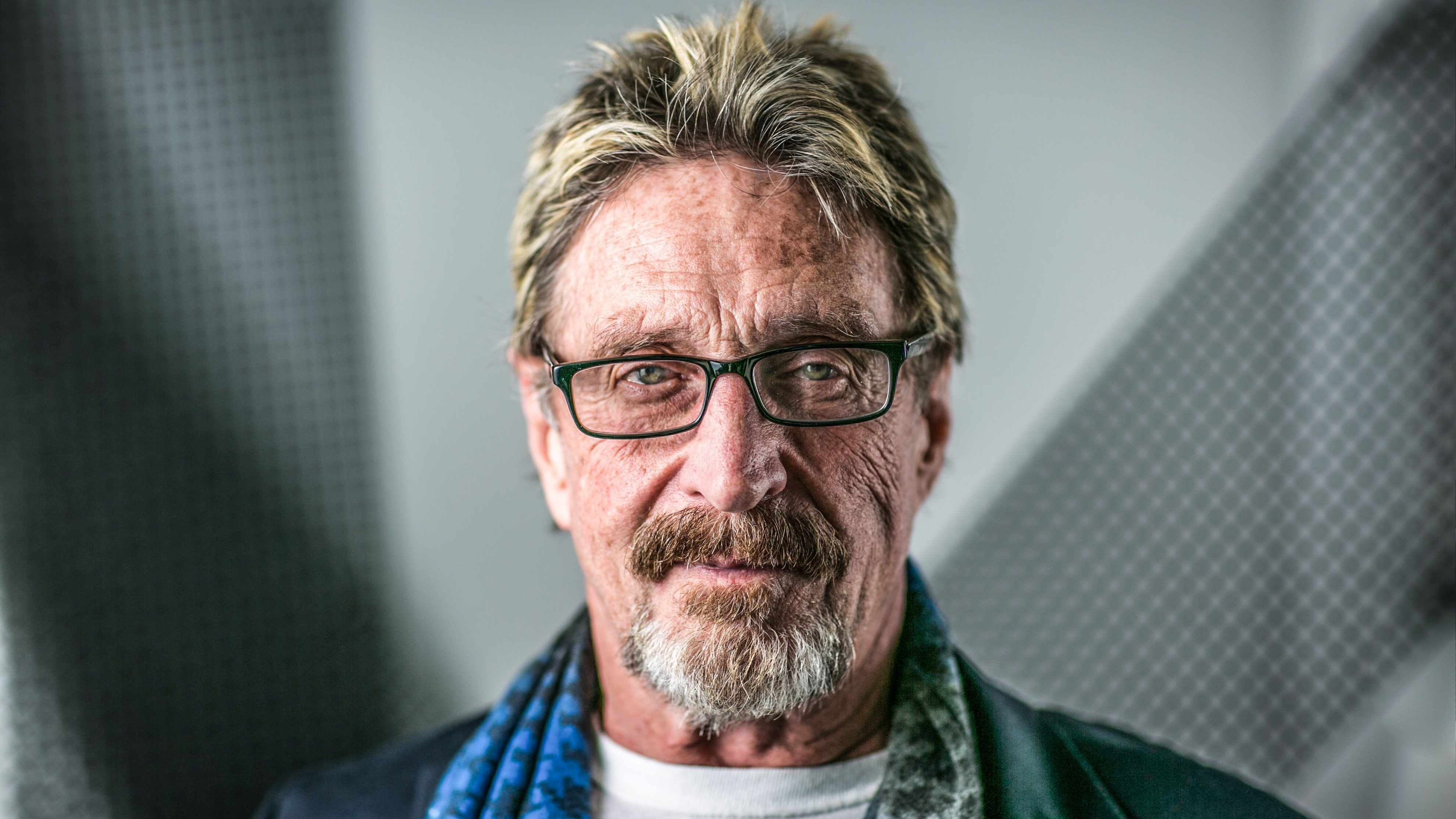 Cryptocurrency news John McAfee freedom coin