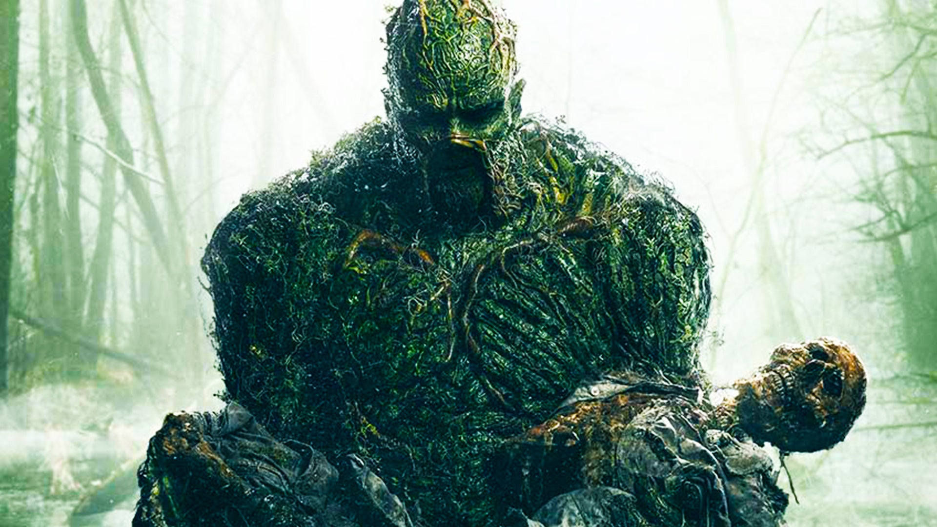 DC Swamp Thing Season 2