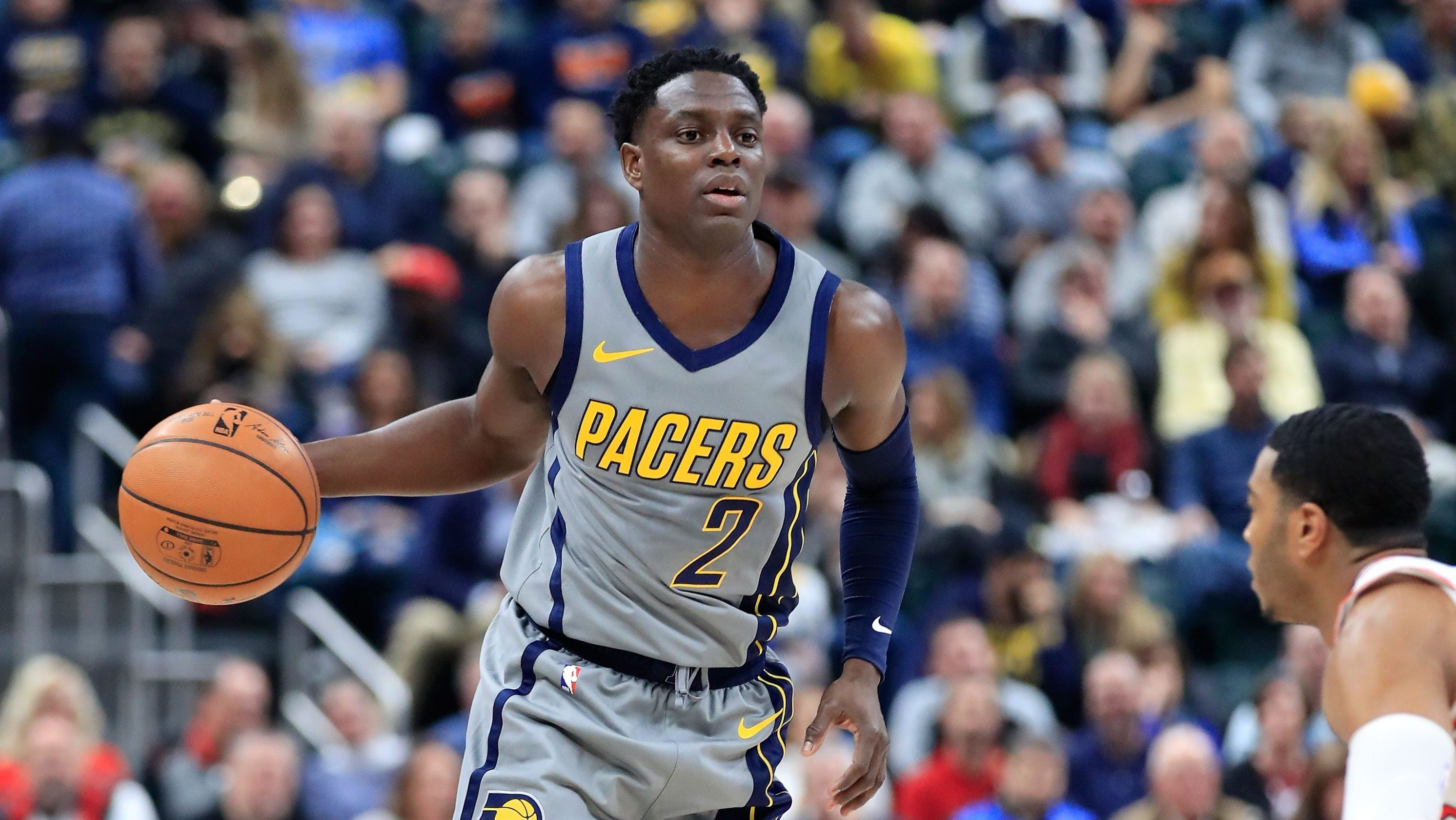 NBA Indiana Darren Collison replacement Pacers Cory Joseph Ricky Rubio Aaron Holiday