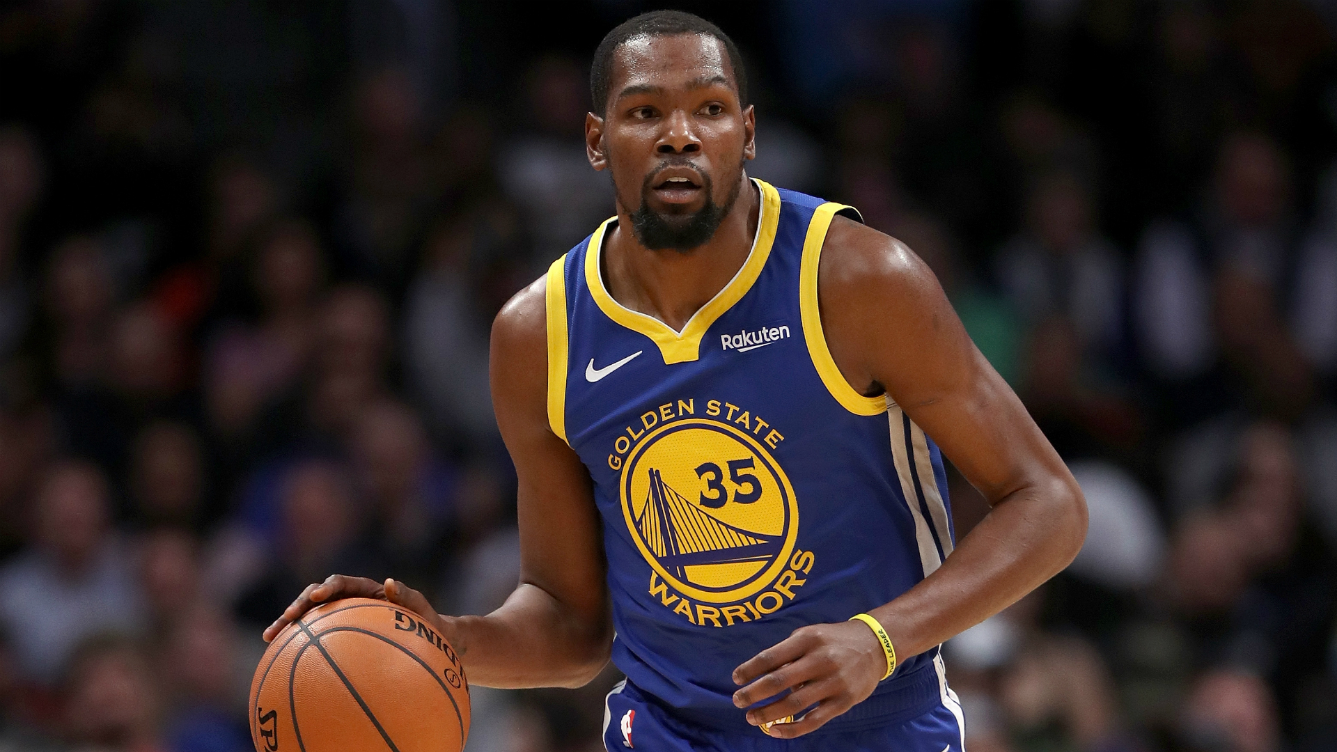 NBA trade rumors Kevin Durant Golden State Warriors