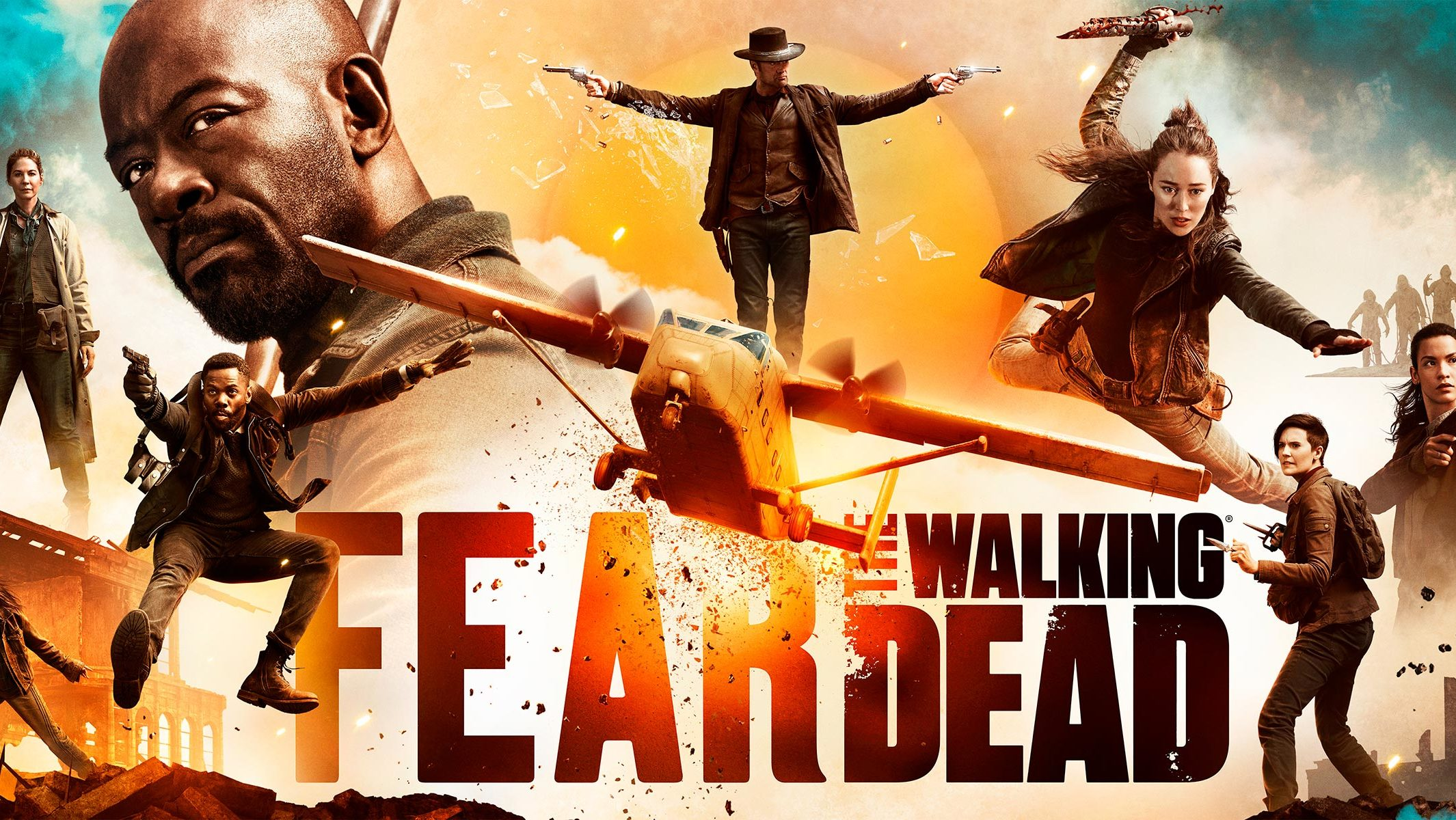 The Walking Dead season 5 air date number of episodes