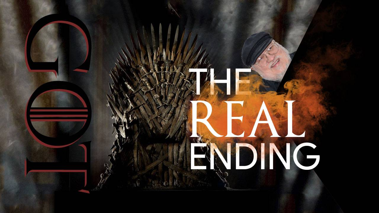 Game of Thrones ending GOT book George R.R. Martin
