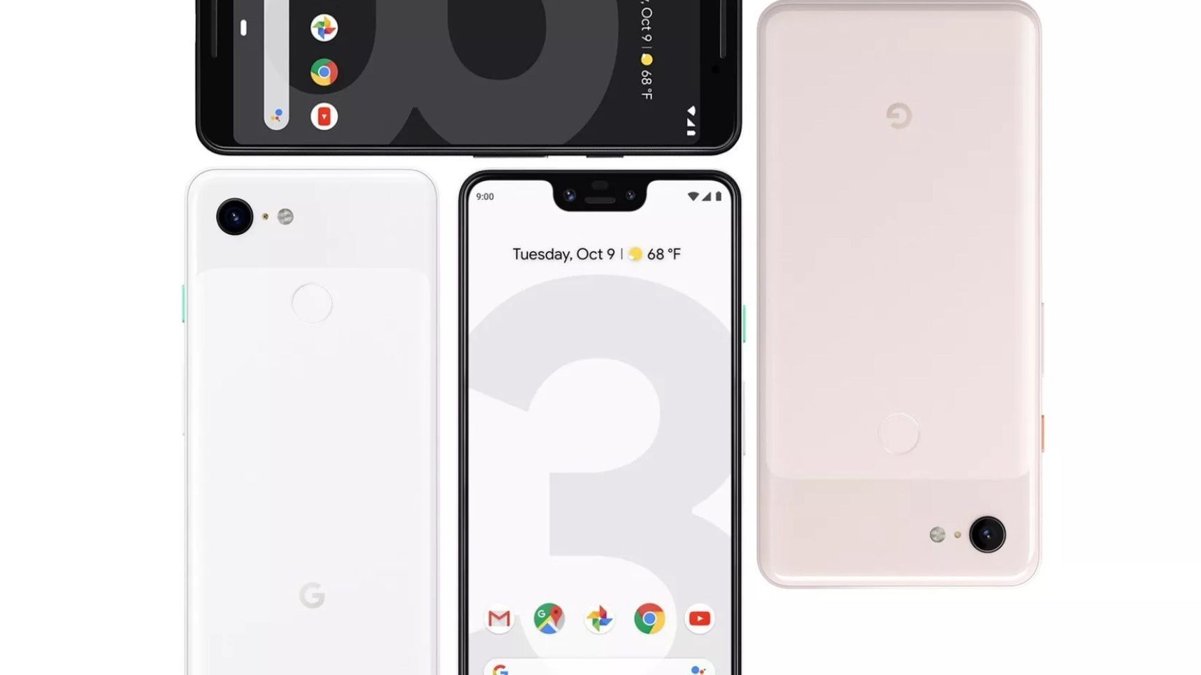 Google Pixel 3 Alternatives Pixel 3XL