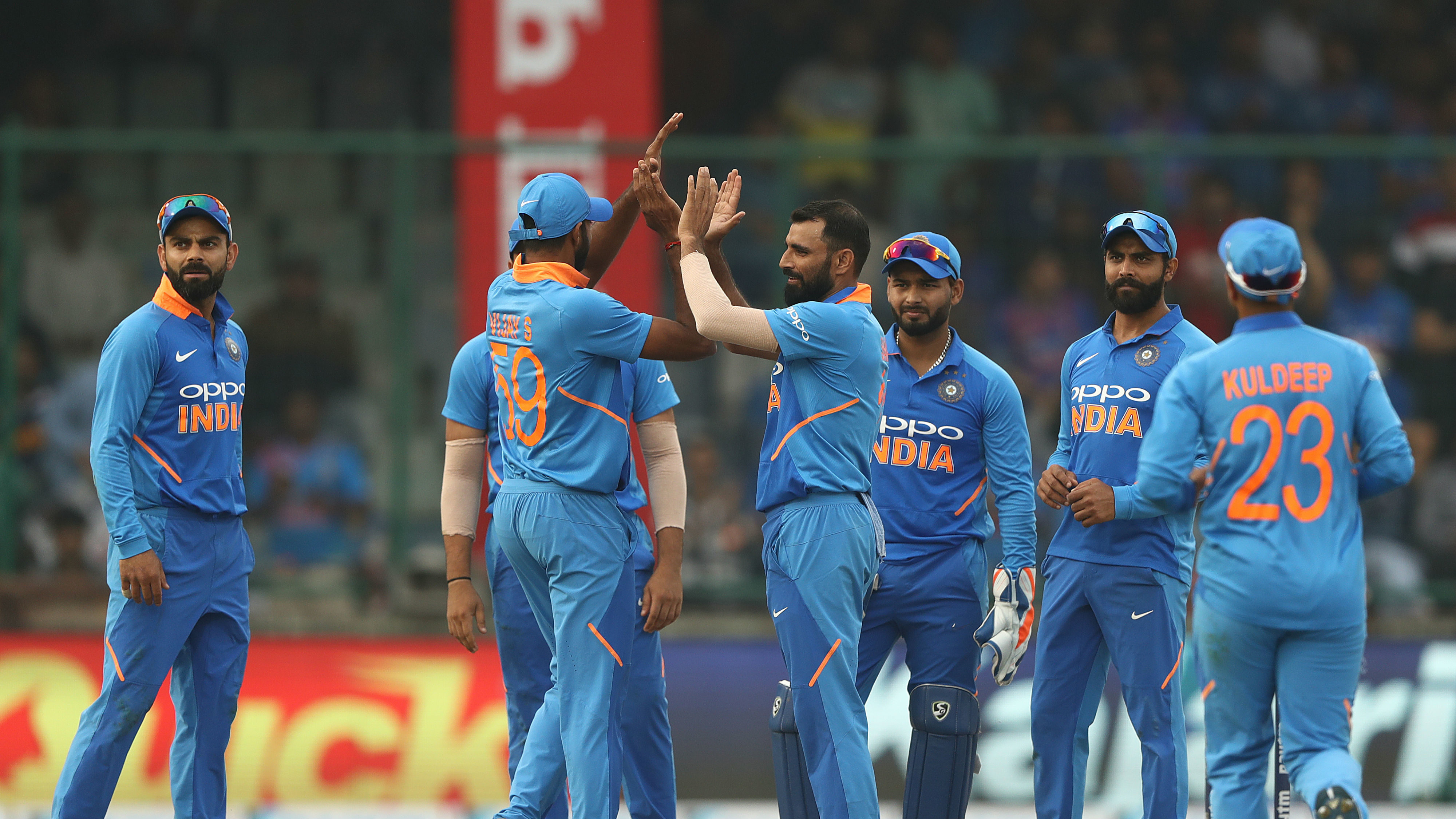 India vs Afghanistan Cricket Match Live Score