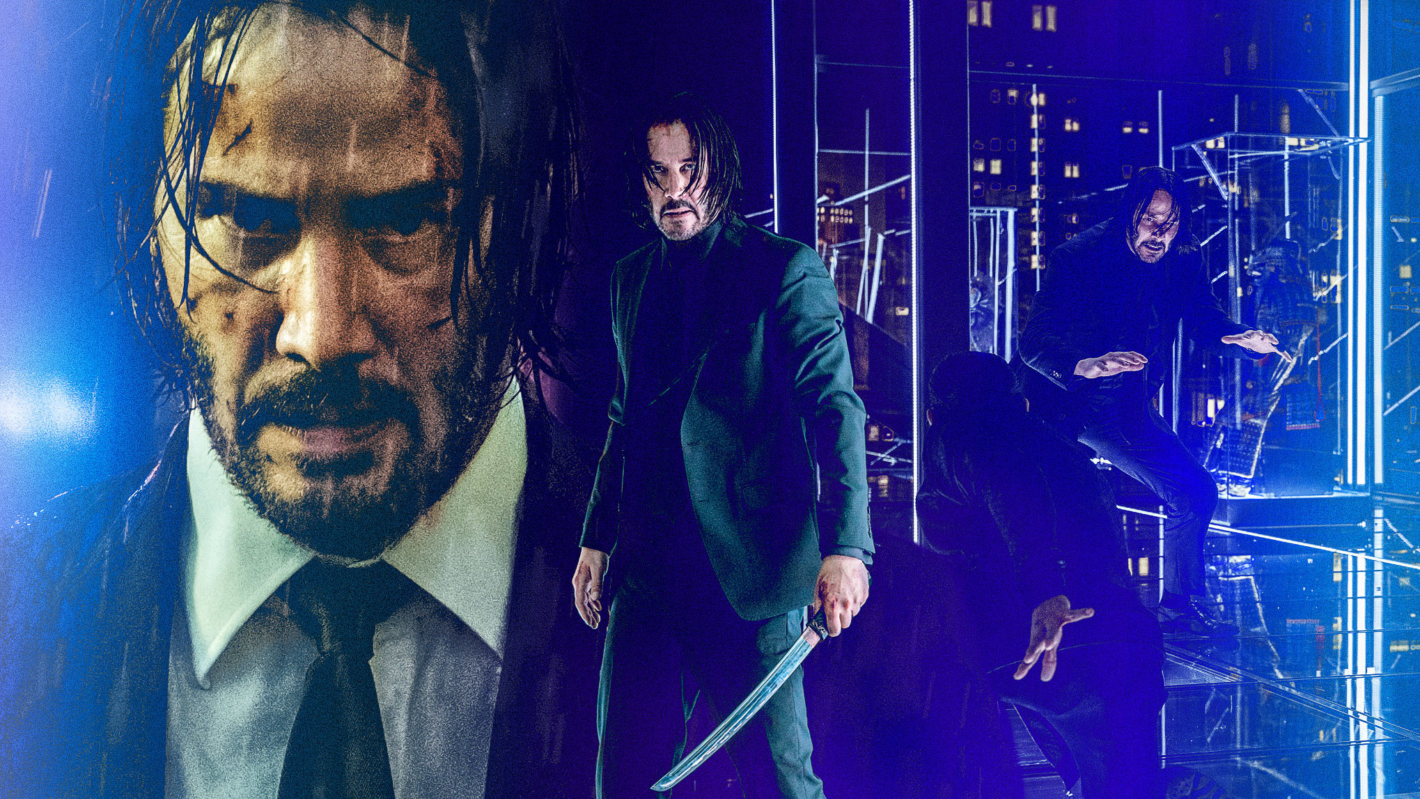 John Wick Chapter 4 and Chapter 5