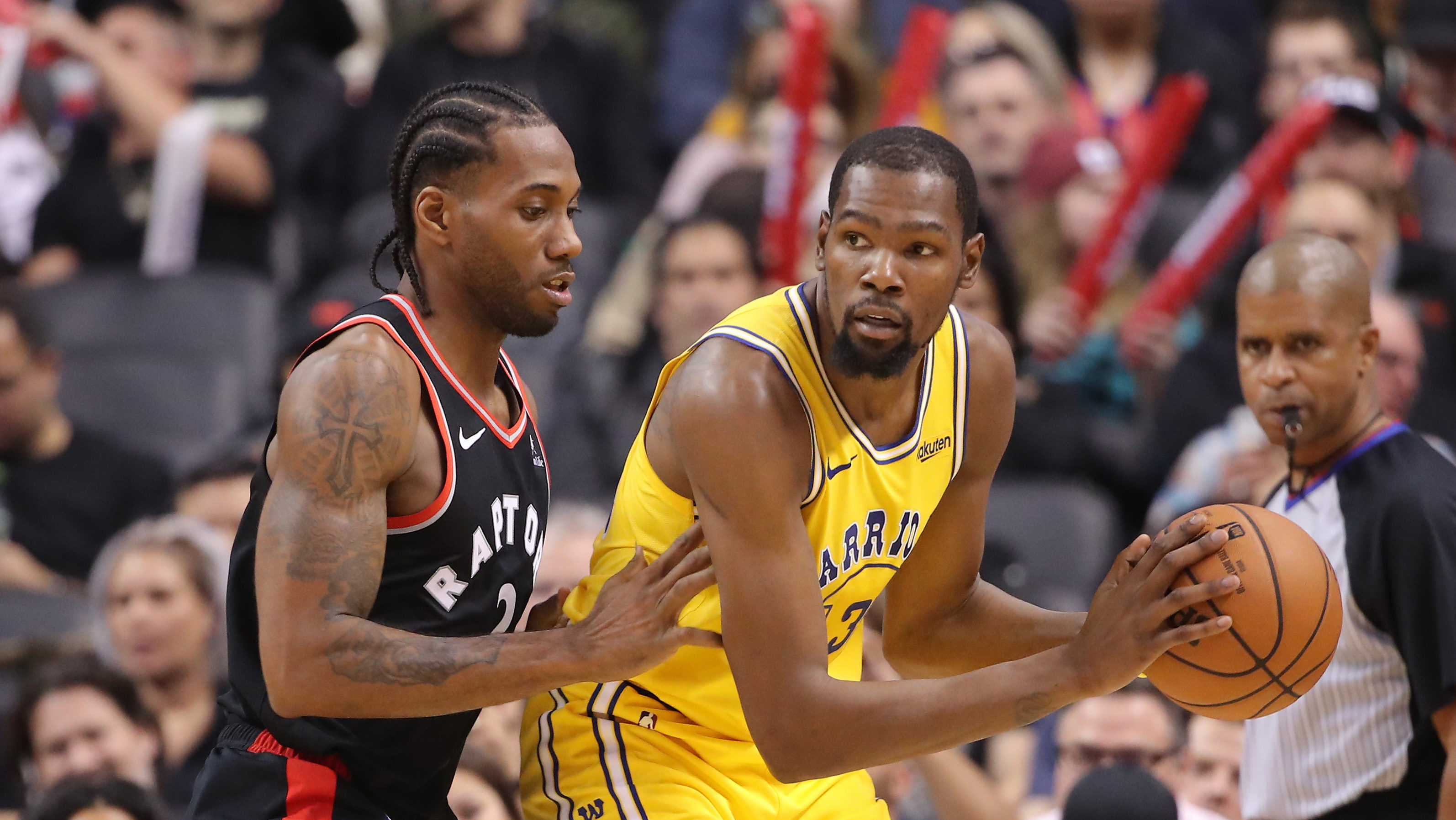 NBA Trade free agency Kevin Durant and Kawhi Leonard