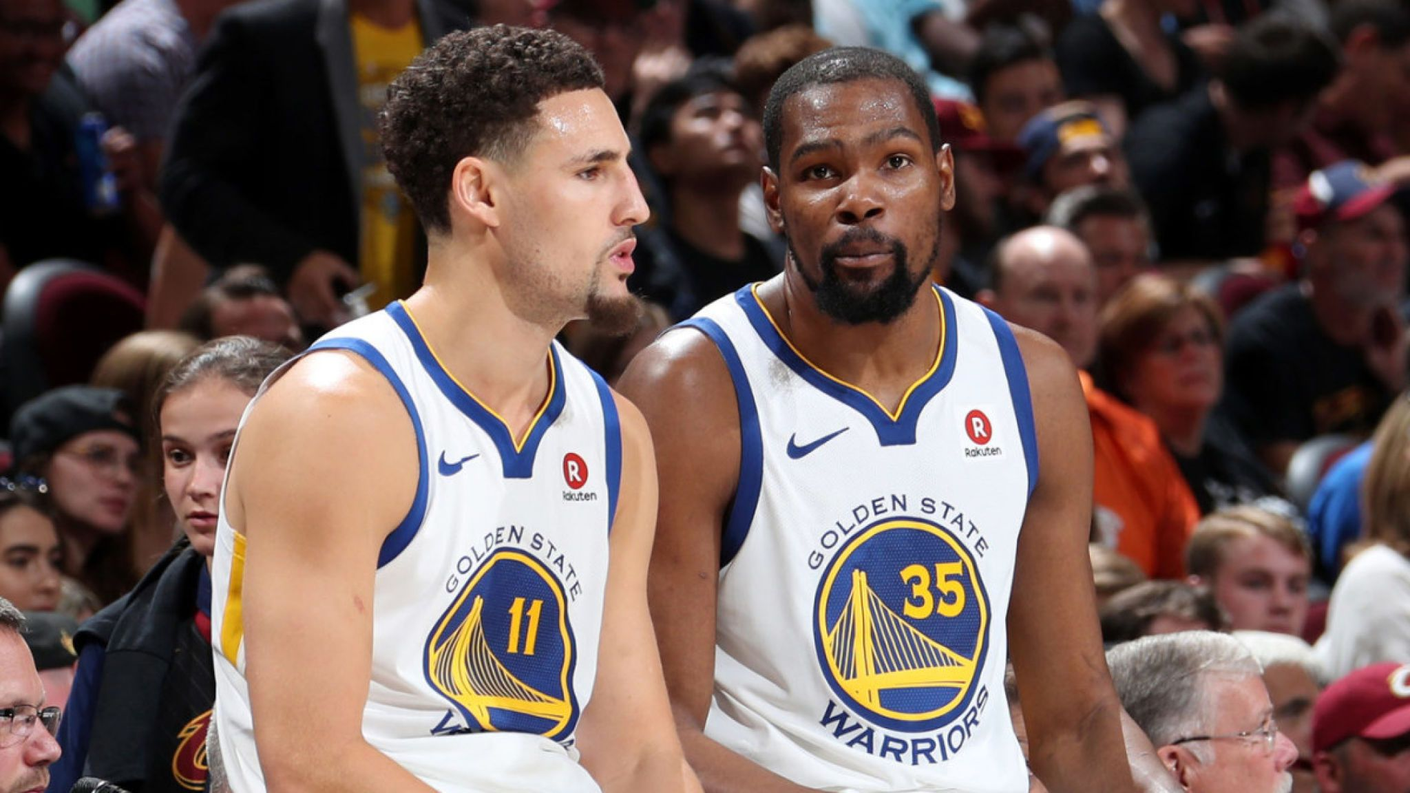 NBA Trade Kevin Durant and Klay Thompson Golden State Warriors