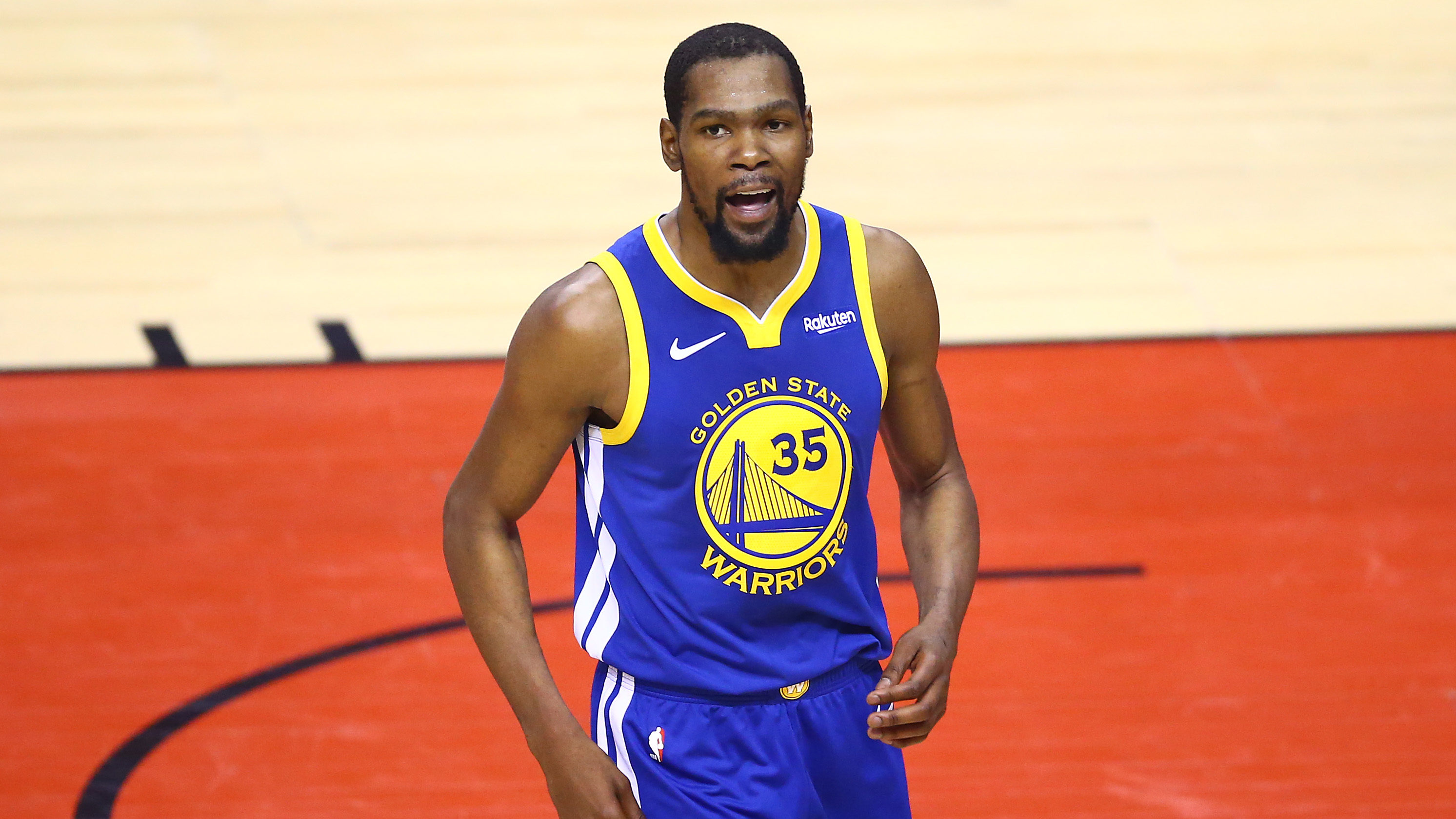 Kevin Durant leaving Warriors