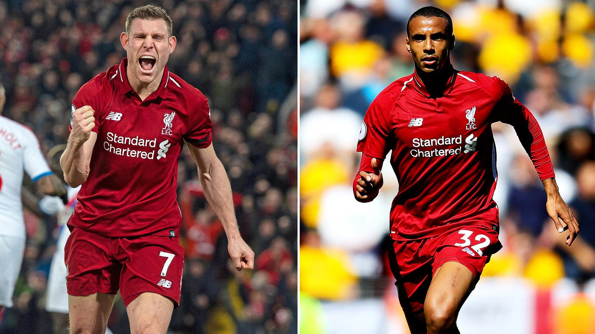 Liverpool to extend Joel Matip and James Milner contracts