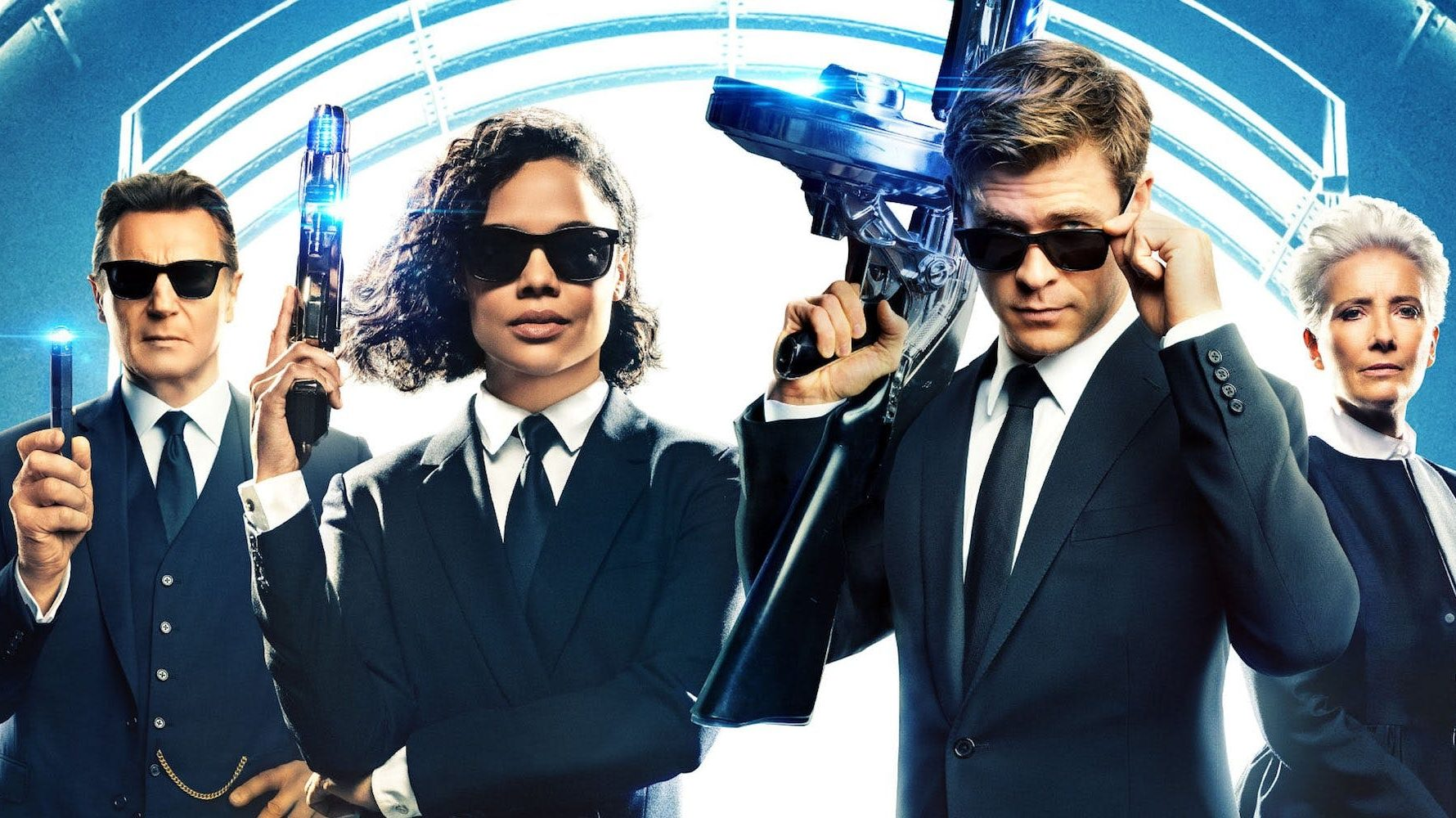 Men in Black International Netflix release date