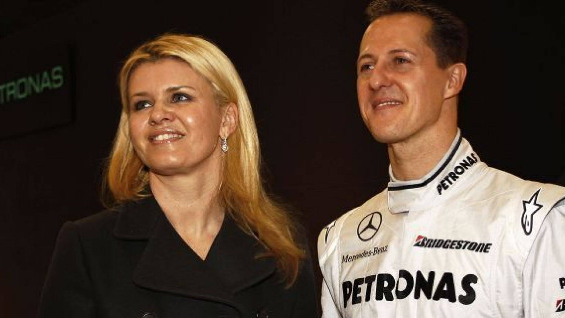 Michael Schumacher health update wife