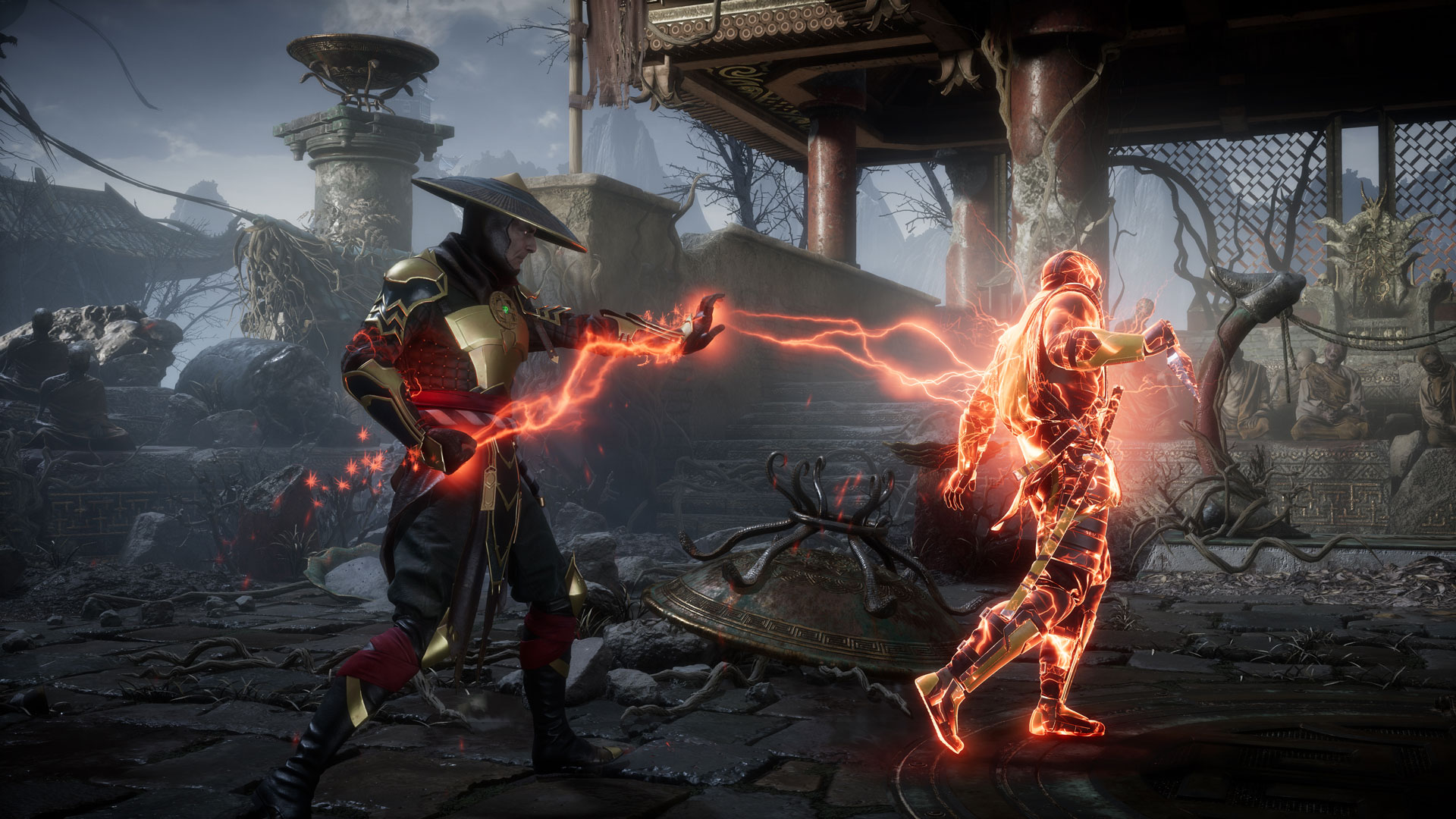 Mortal Kombat 11 gameplay update DLC