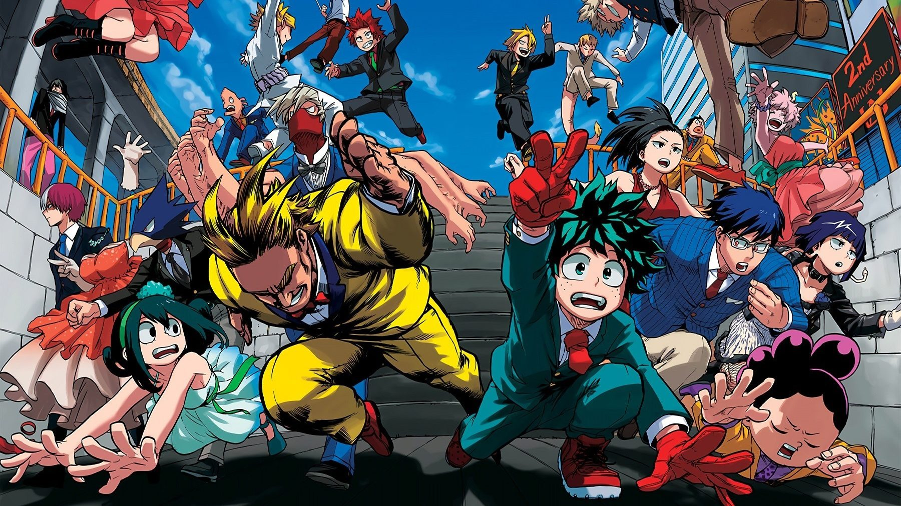 My Hero Academia Chapter 231 release date and spoilers