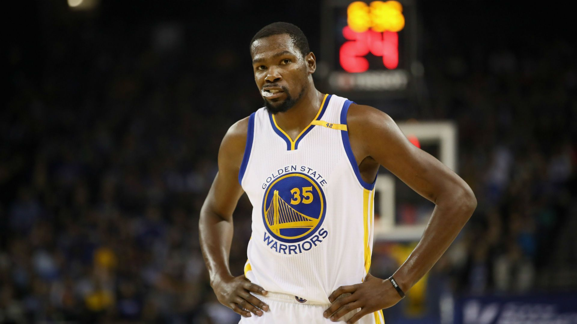 NBA Kevin Durant Golden State Warriors NBA trade free agent