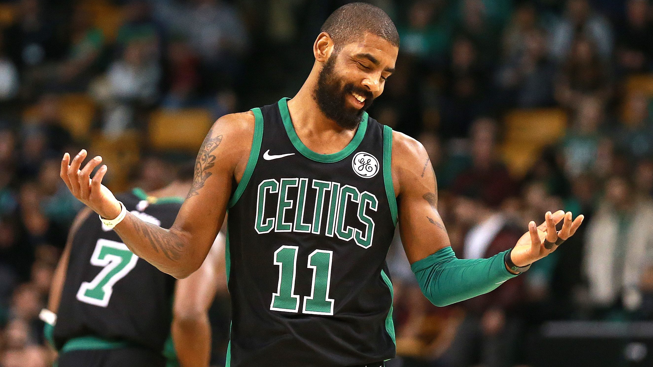 NBA Trade News Kyrie Irving Lakers Anthony Davis
