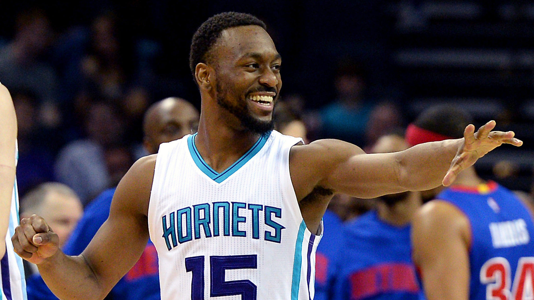 NBA trade Hornets Kemba Timberwolves Pistons Heat