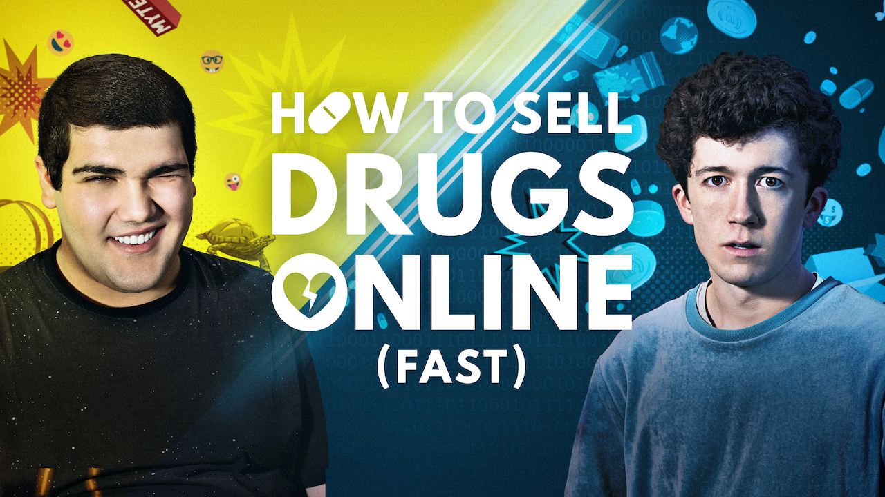 Netflix How To Sell Drugs Online (Fast) season 2 release date renewal