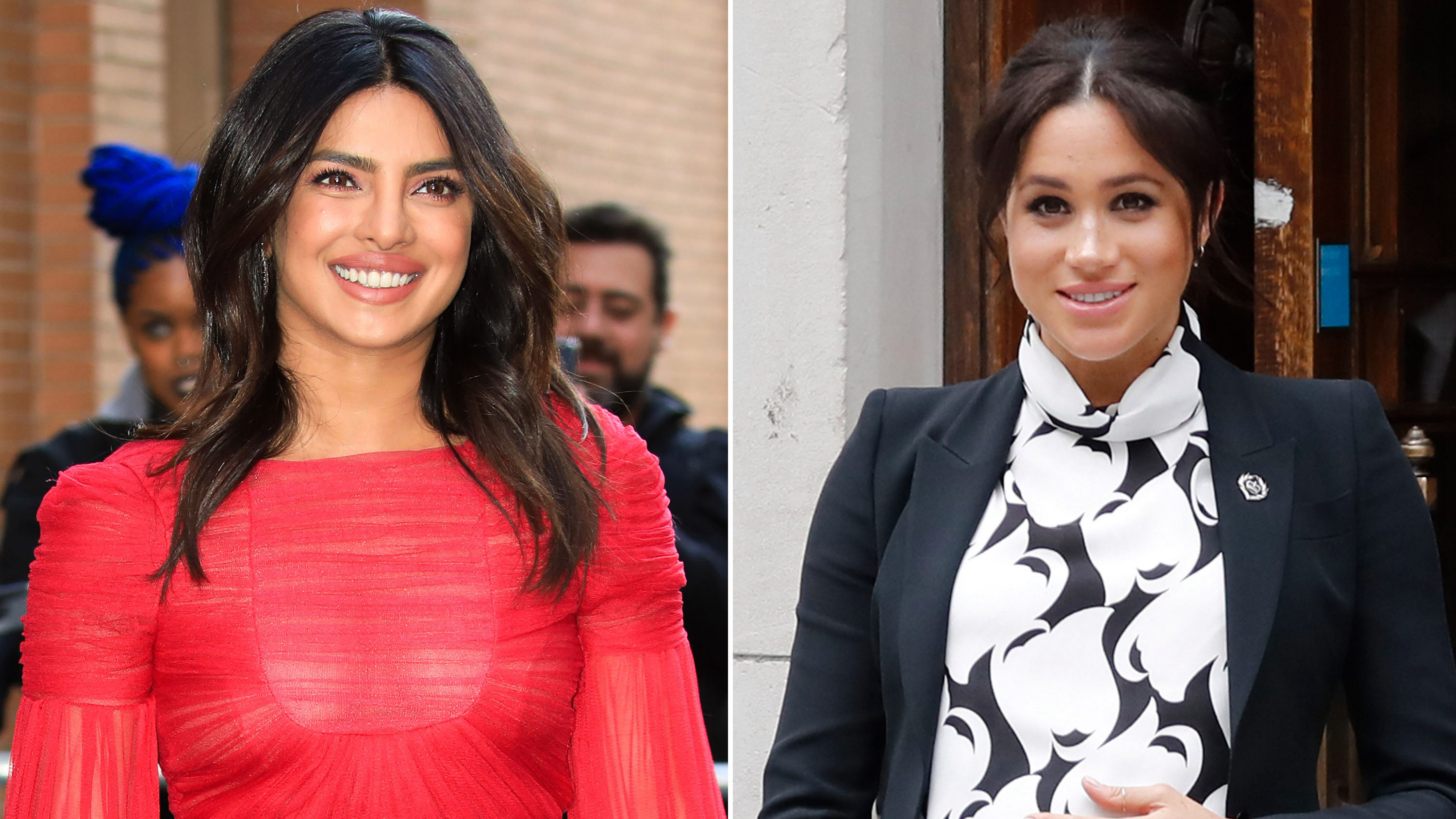 Priyanka Chopra Megan Markle Duchess of Sussex