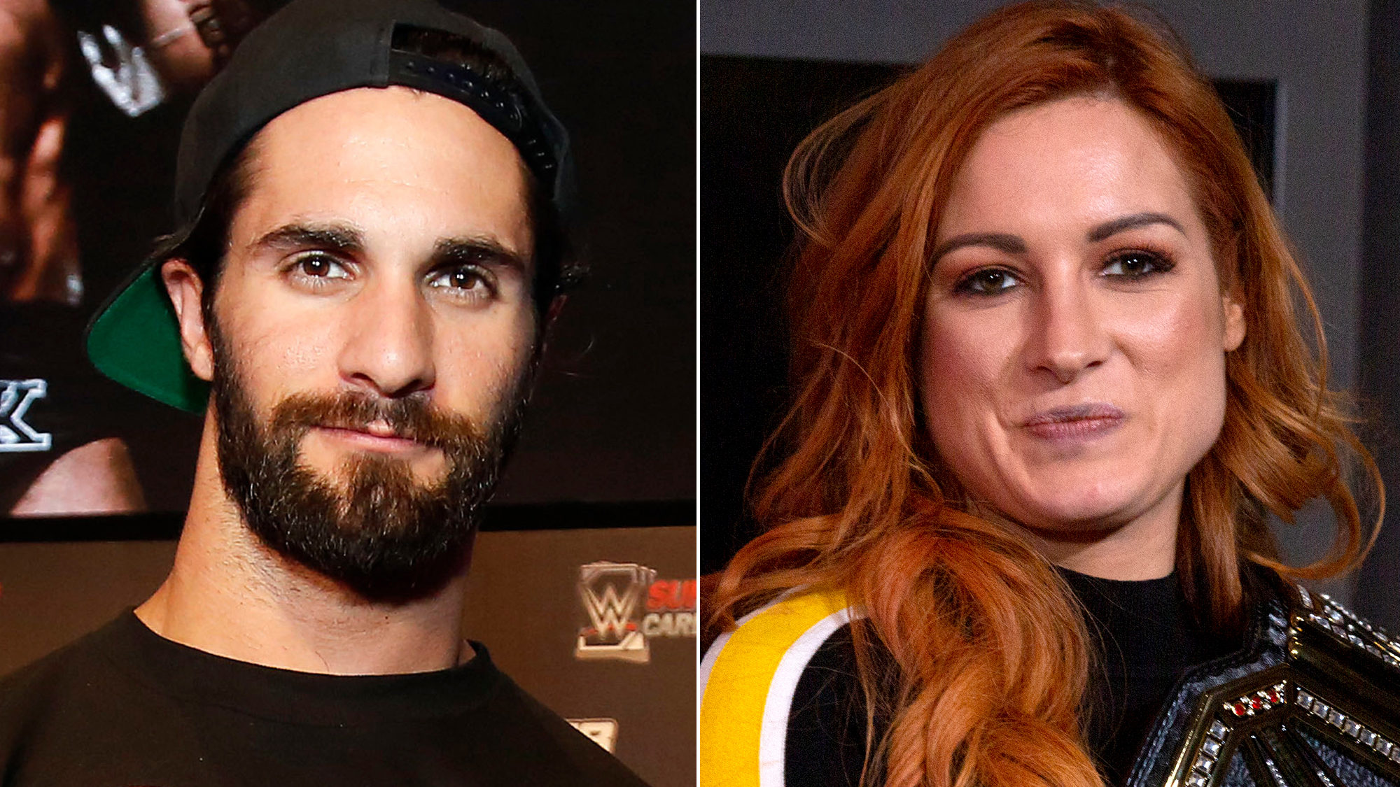 WWE Raw News Seth Rollins Becky Lynch Power Couple