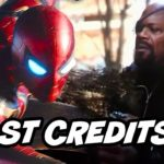 Spider-Man Far From Home End Credits Scene
