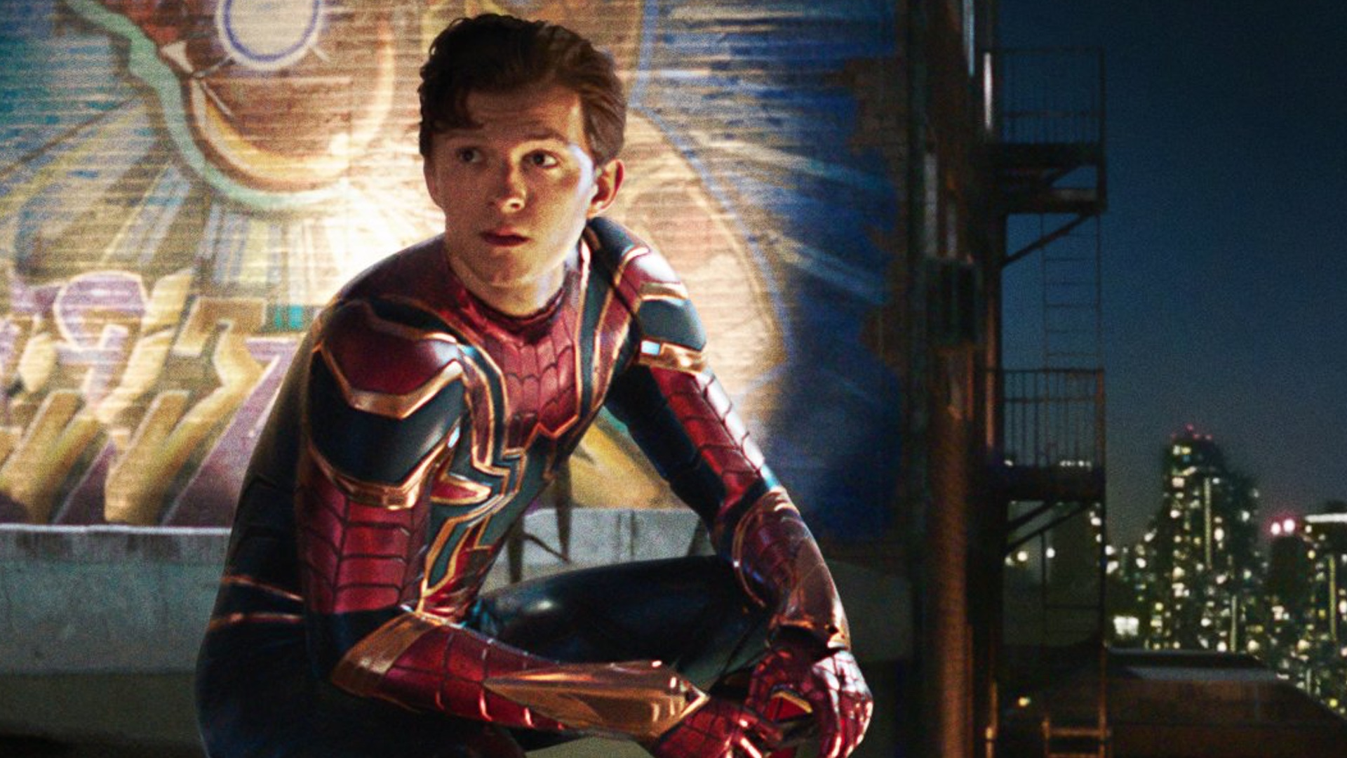 Iron Man in Spider-Man Far From Home