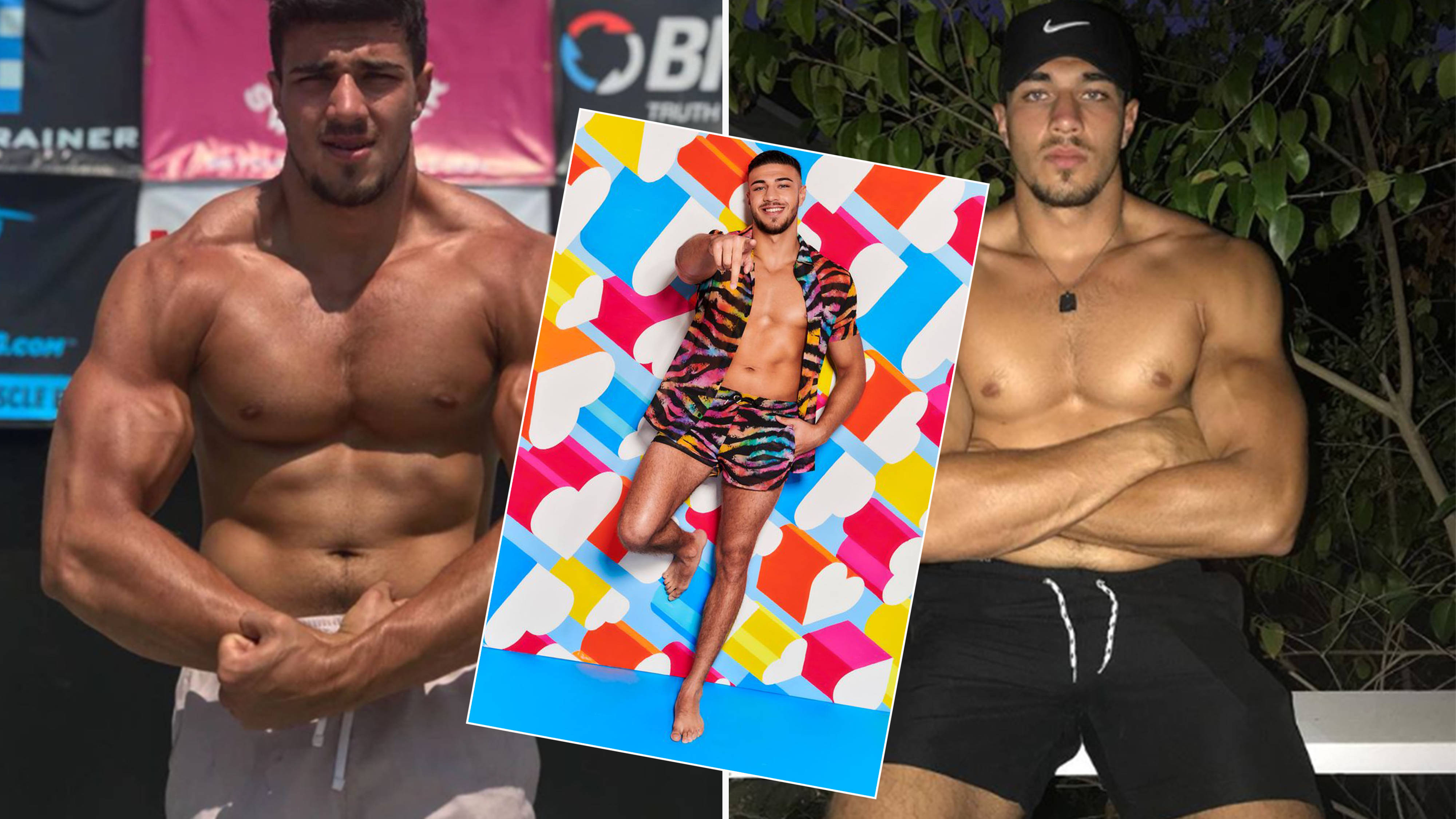 Love Island 2019 cast Tommy Fury