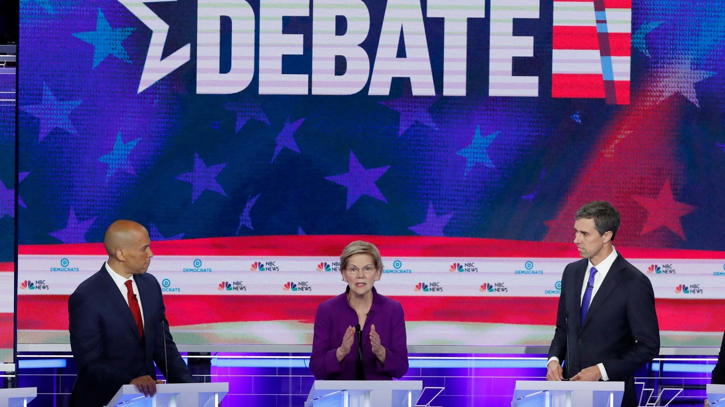 US Democratic Debate 2019 live stream