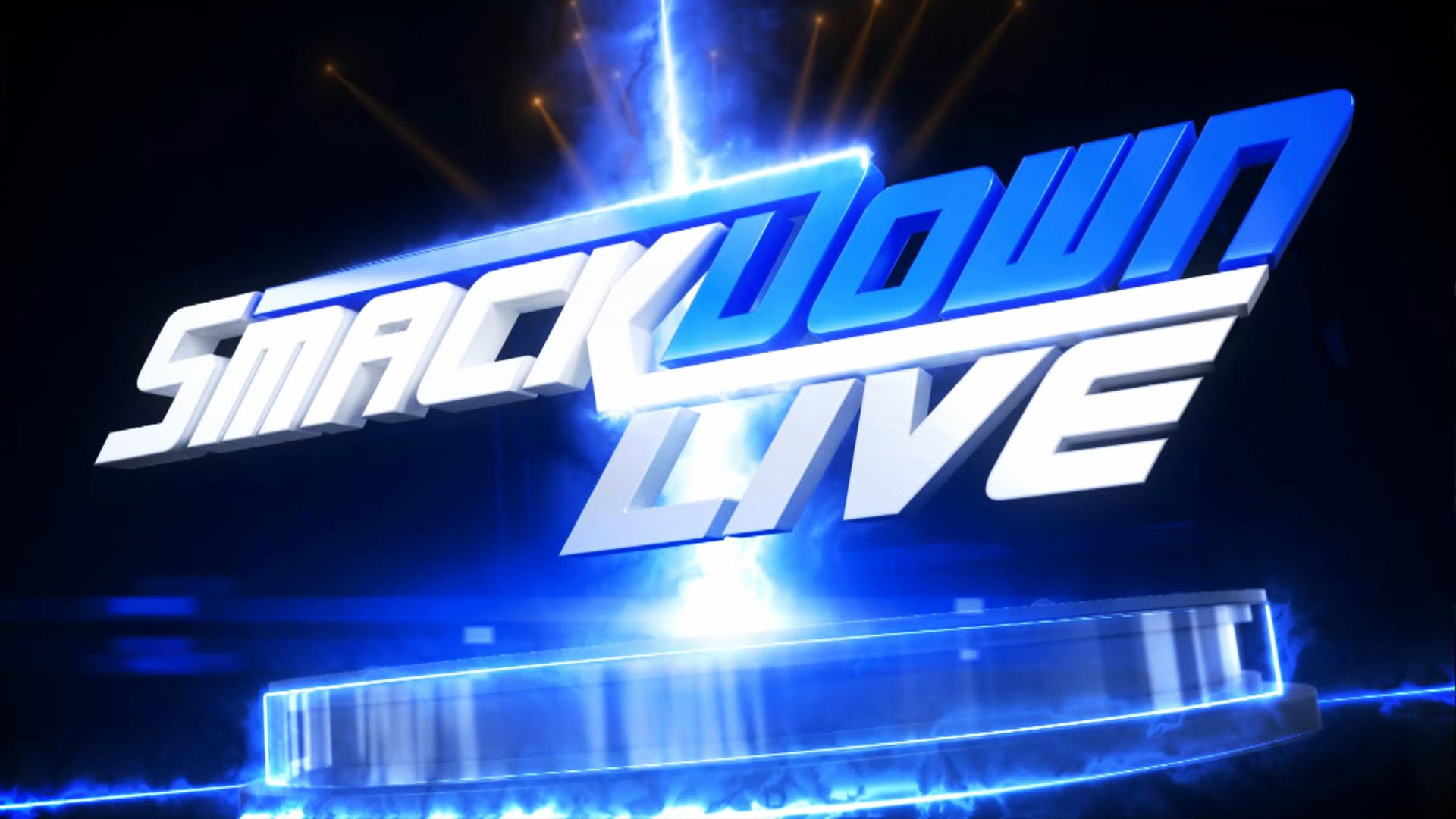 WWE Smackdown Live 18 June