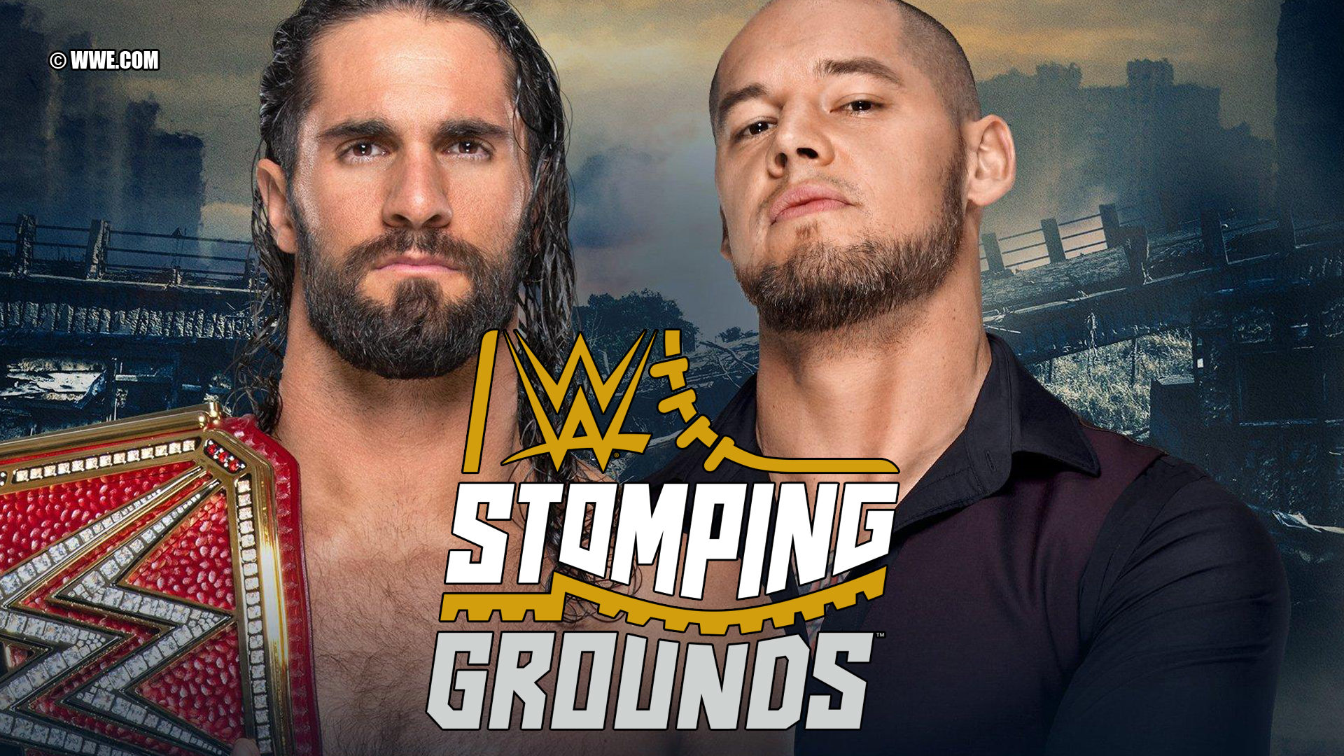 WWE Stomping Grounds Watch Online Live Stream Free