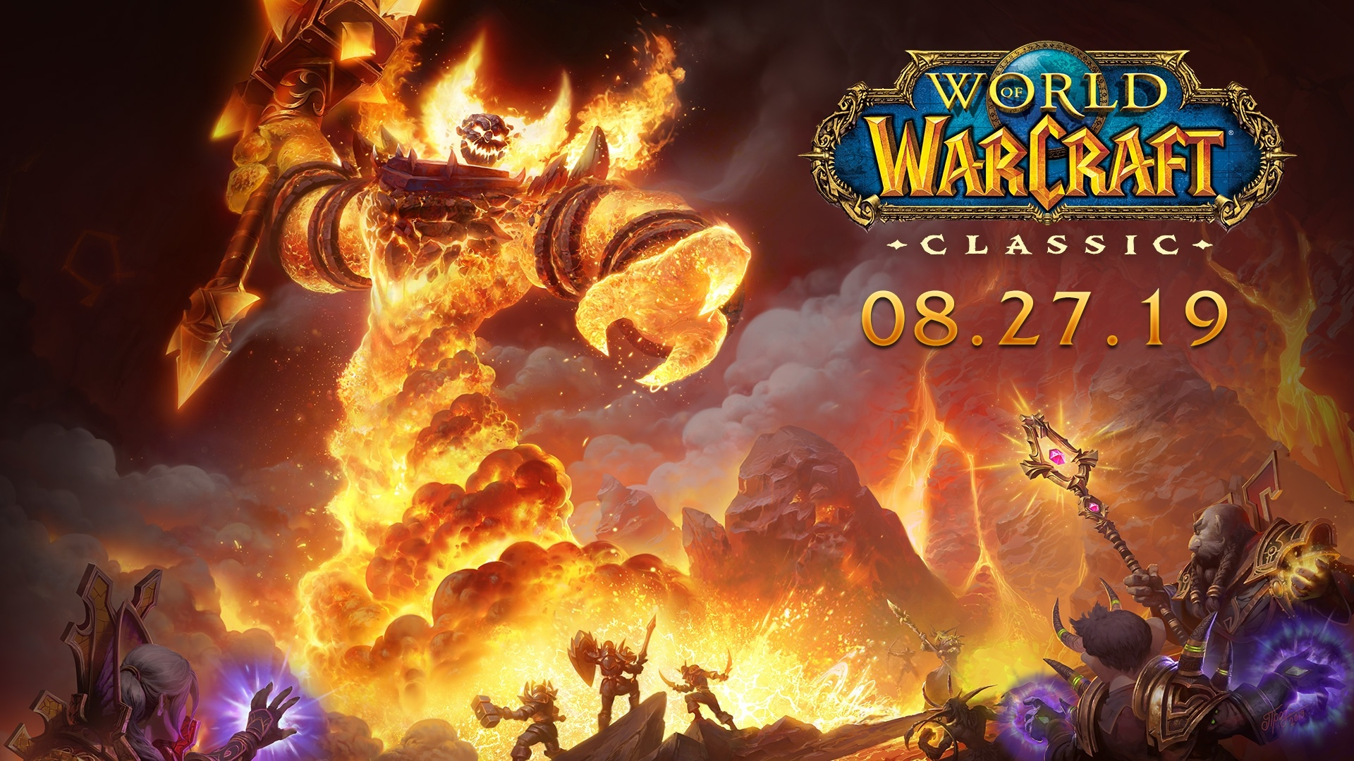 'World of Warcraft Classic' release date news