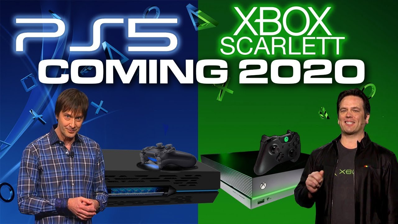 Xbox Scarlett vs PS5 leaks specs price games