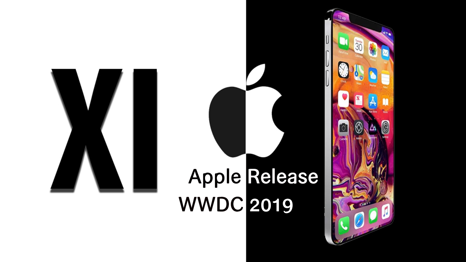 iPhone 11 release date news WWDC 2019
