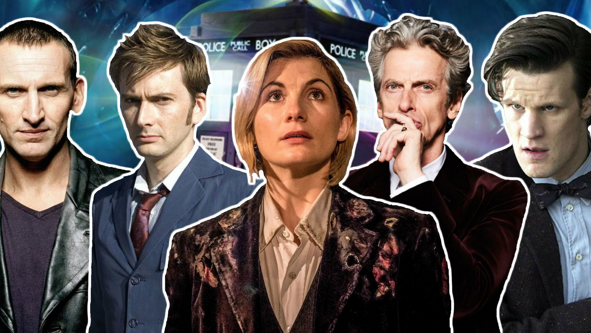 Doctor Who cast fired tweets
