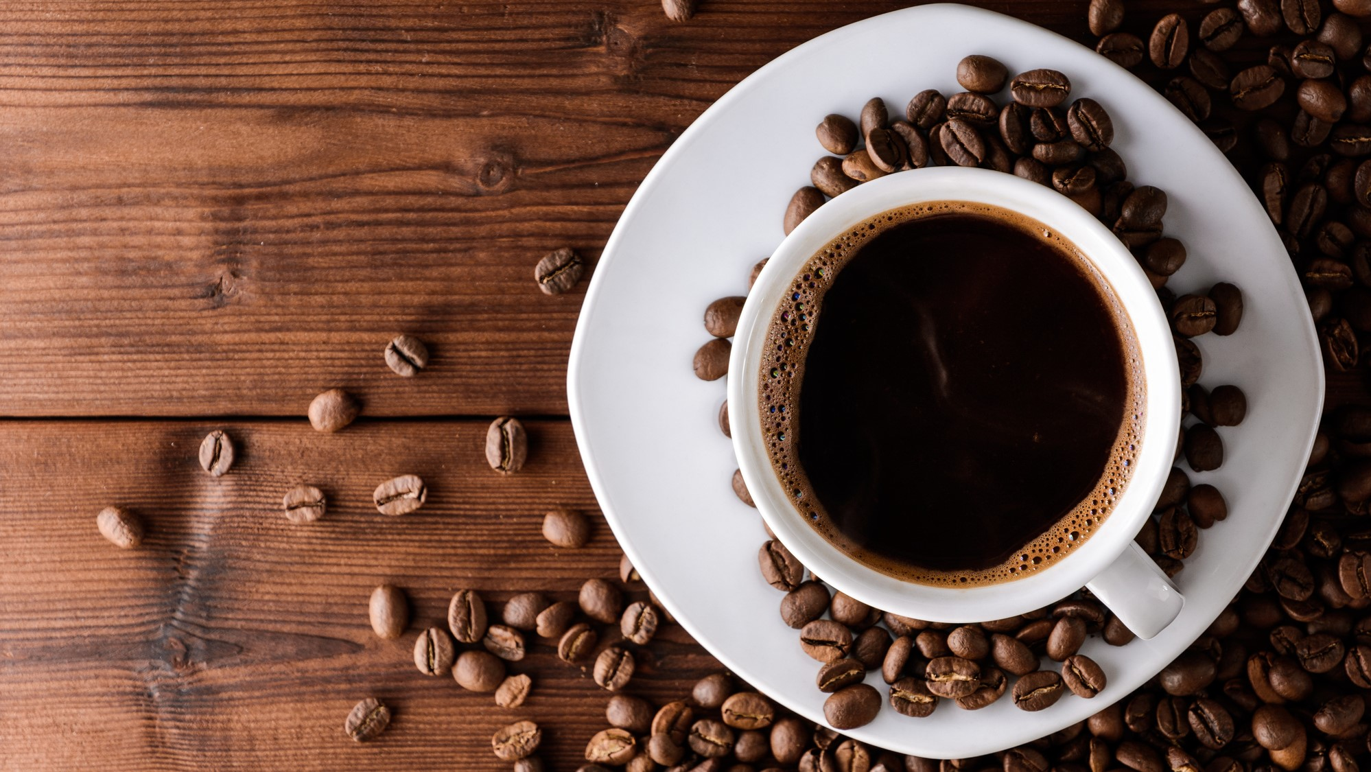 Caffeine found in coffee helps lose weight