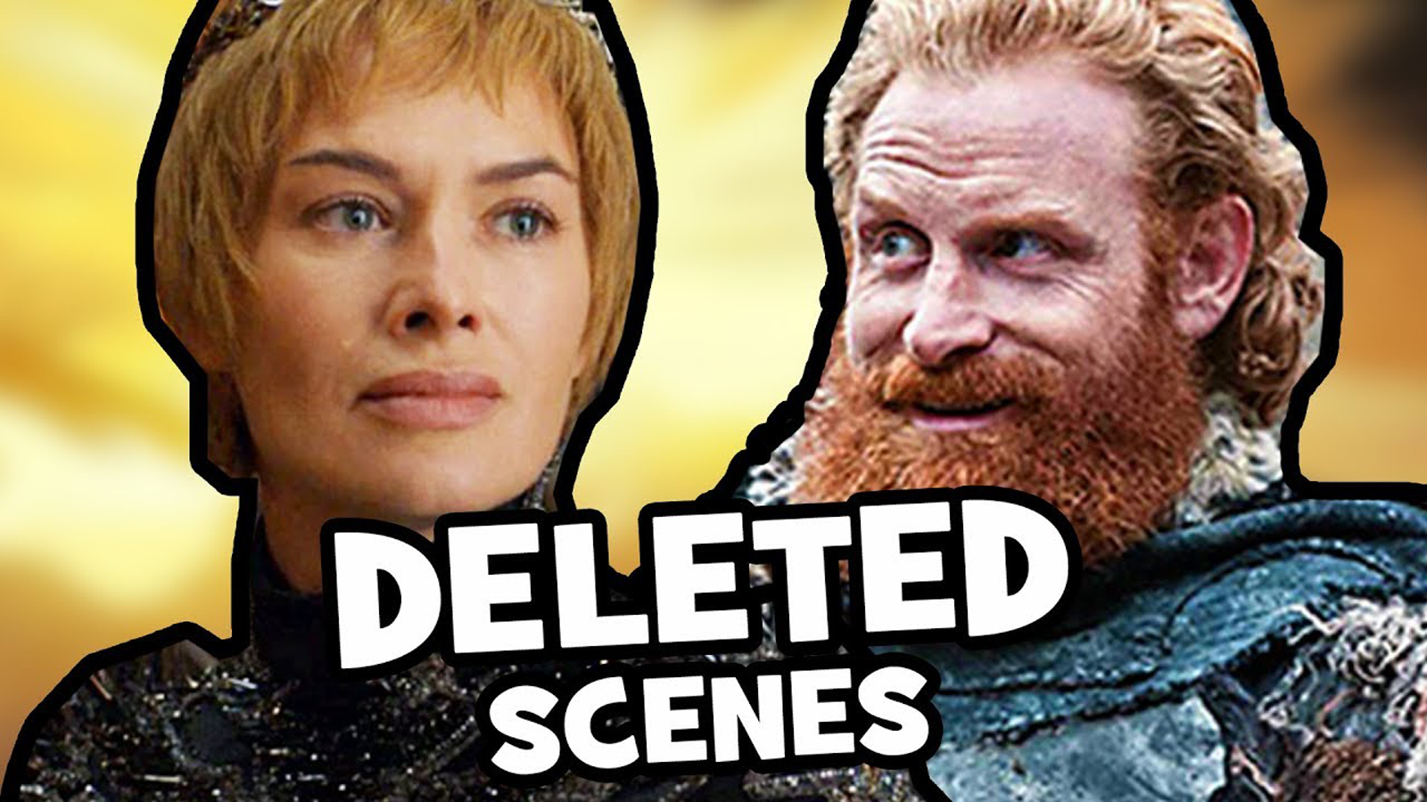 Game of Thrones deleted scenes movie mistakes