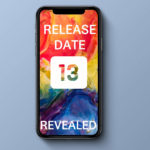 iOS 13 release date update supported iPhone iPad