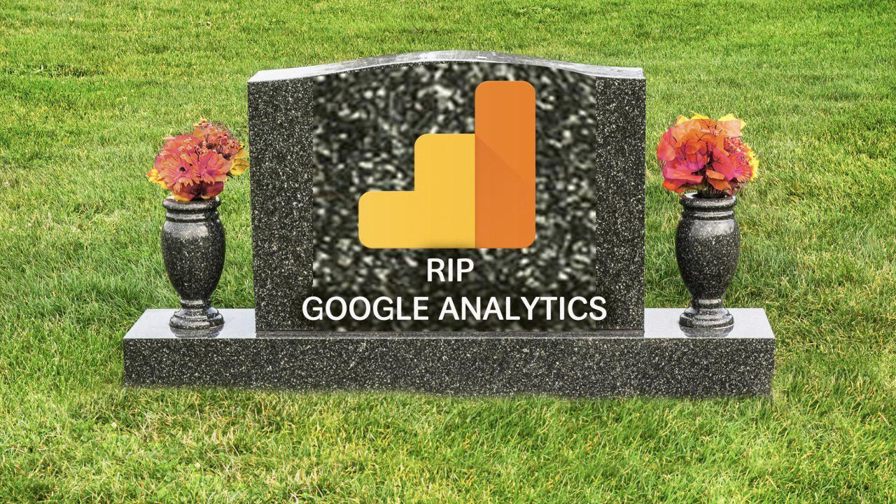 Google Analytics crashes, #RIP #GoogleAnalytics. Live tracking is currently disabled!