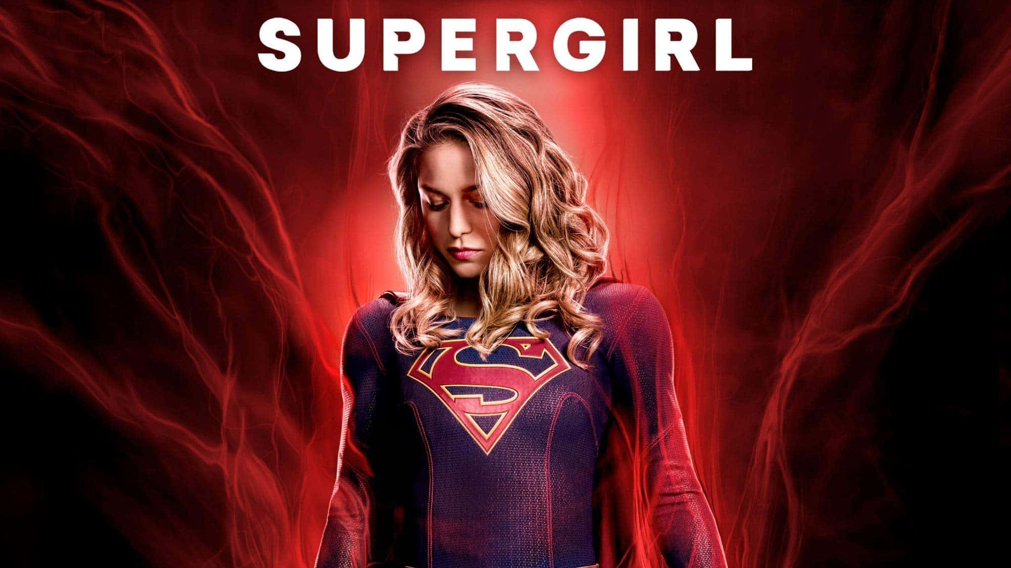 Supergirl movie release date cast trailer